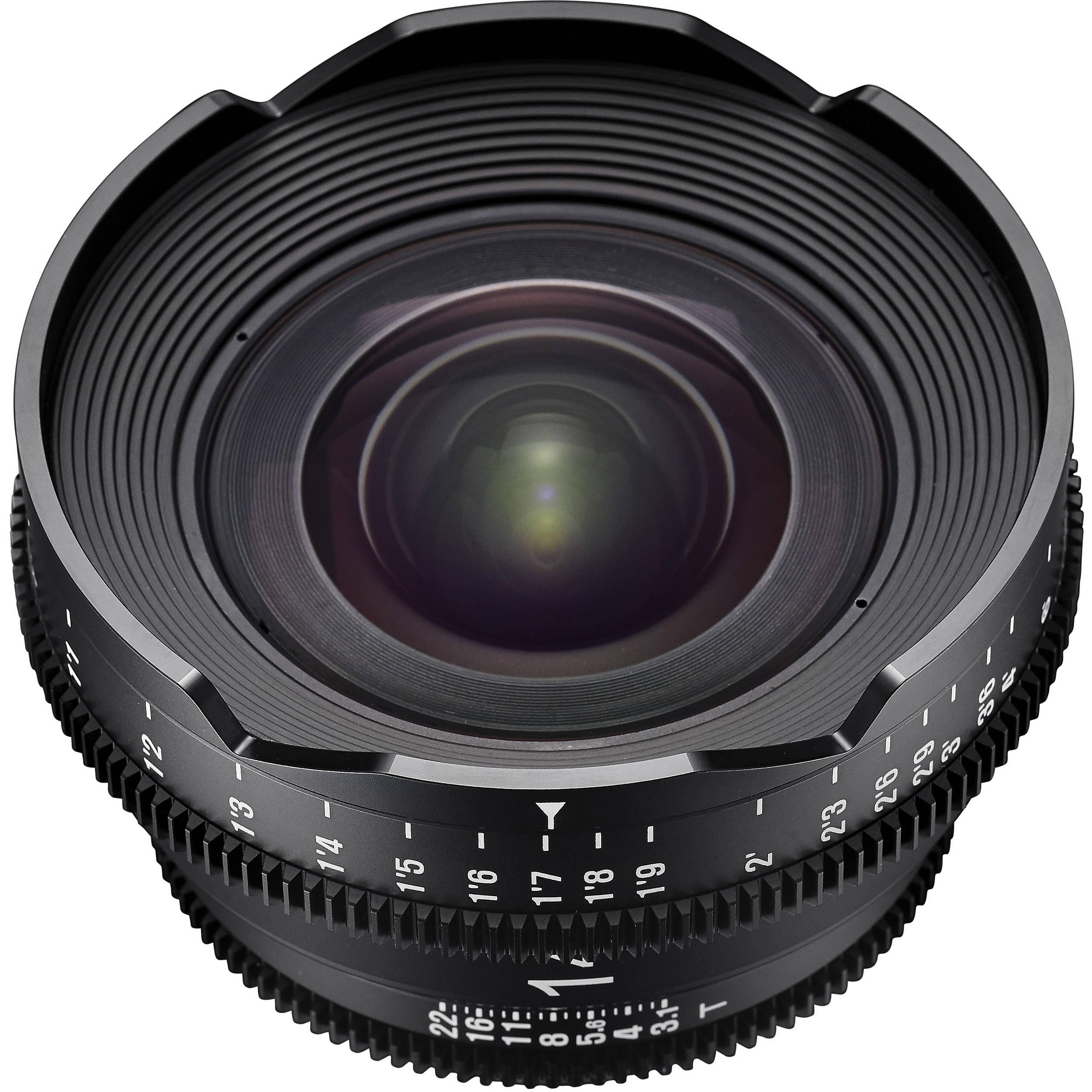 Rokinon Xeen 14mm T3 1 Lens For Nikon F Mount Xn14 N B Amp H Photo