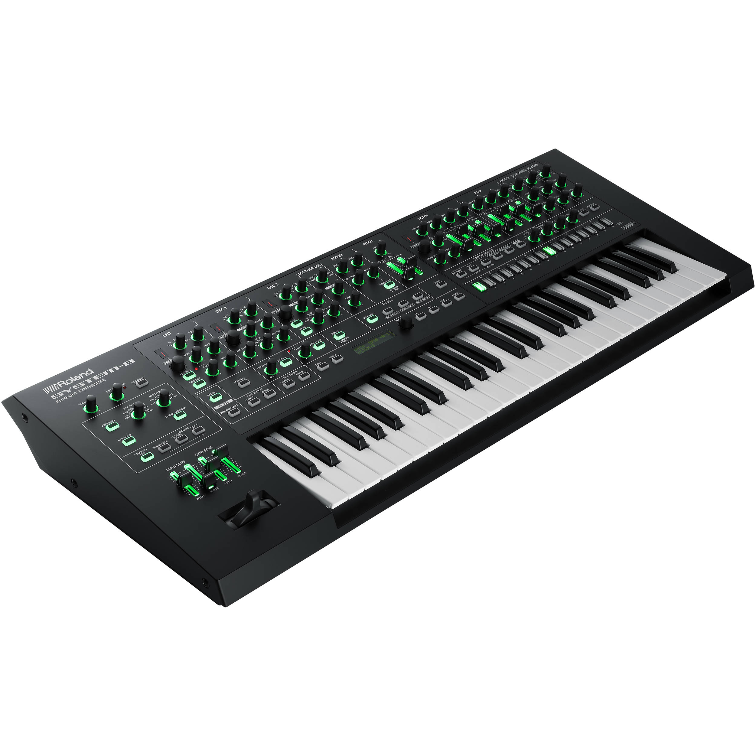 Roland Aira System 8 Plug Out Synthesizer System 8 B Amp H Photo