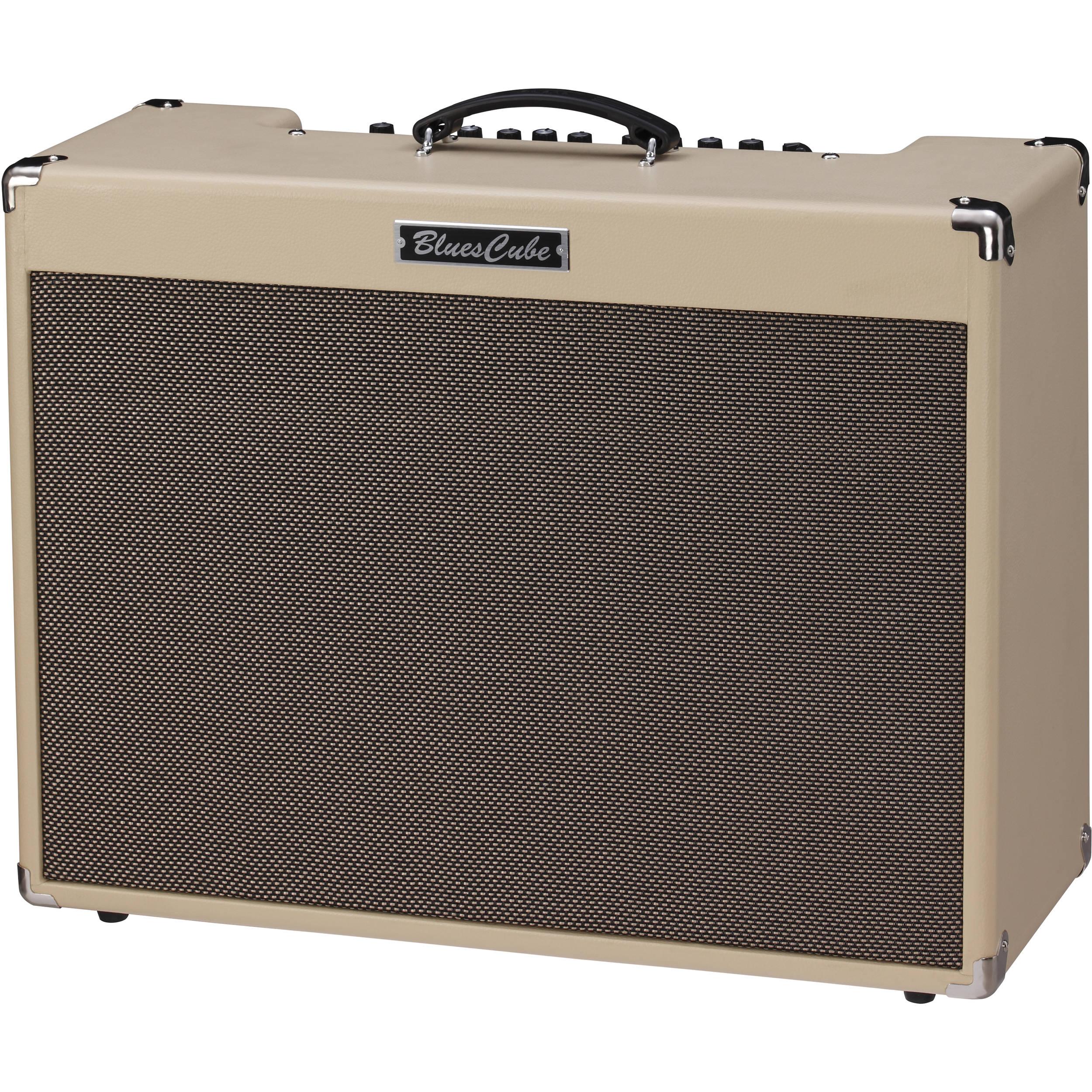 roland blues cube artist 85w 2x12 combo amplifier bc art212 b h. Black Bedroom Furniture Sets. Home Design Ideas