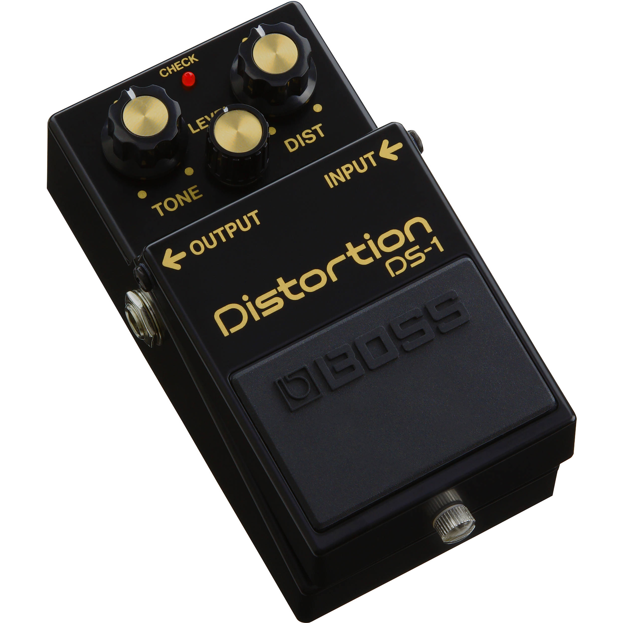 boss ds 1 distortion pedal ds 1 4a b h photo video. Black Bedroom Furniture Sets. Home Design Ideas