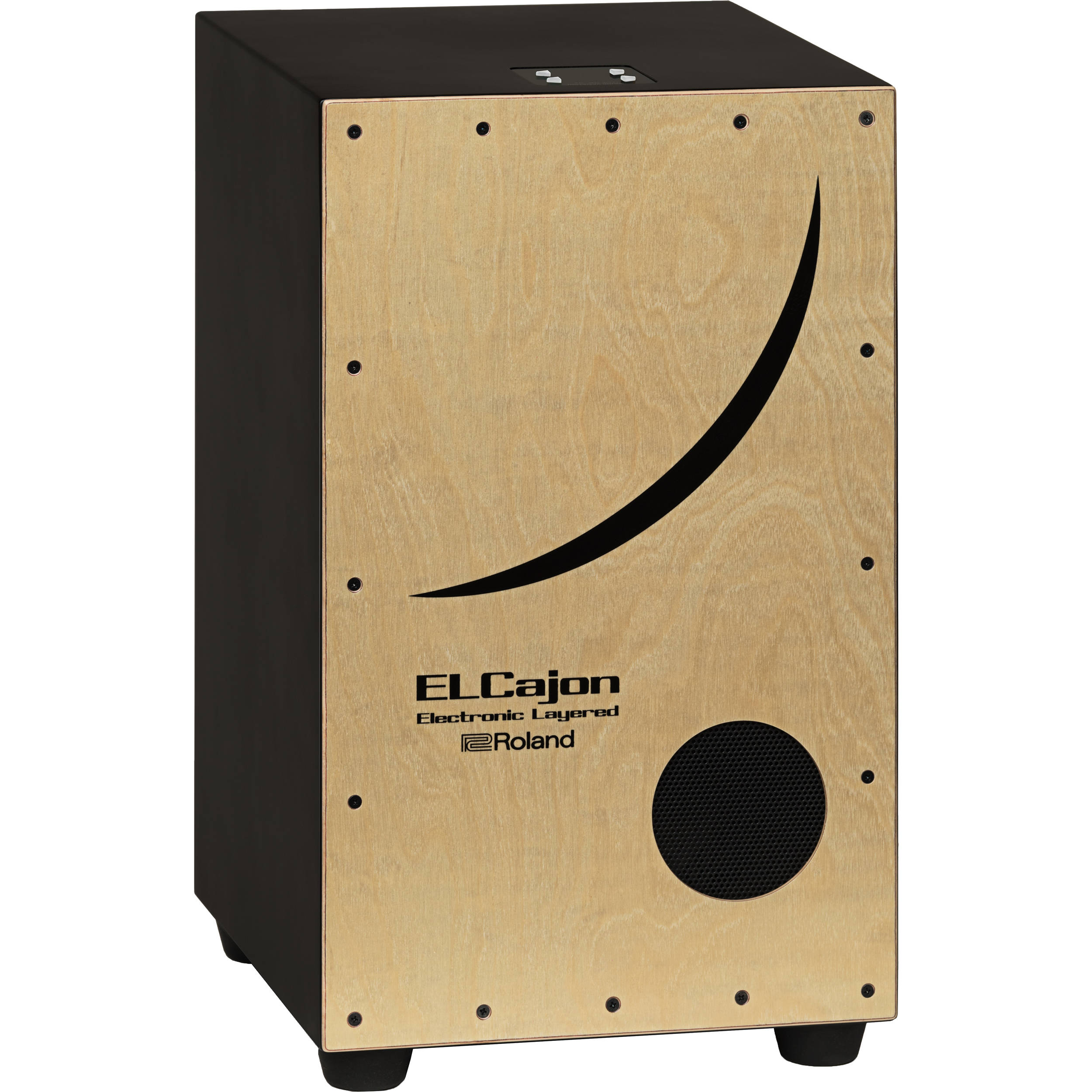 roland ec 10 electronic layered cajon ec 10 b h photo video. Black Bedroom Furniture Sets. Home Design Ideas