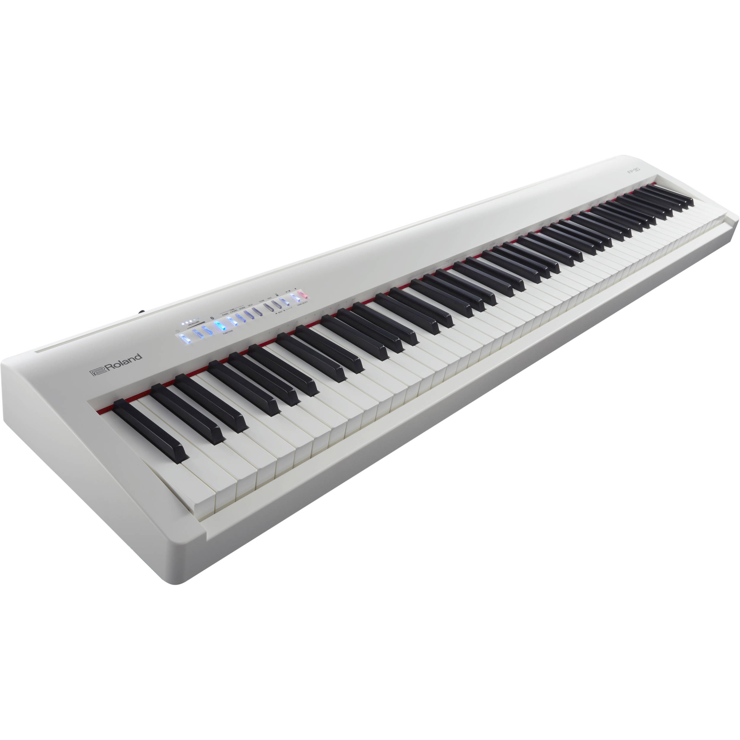 Roland FP-30 - Digital Piano (White) FP-30-WH B&H Photo Video