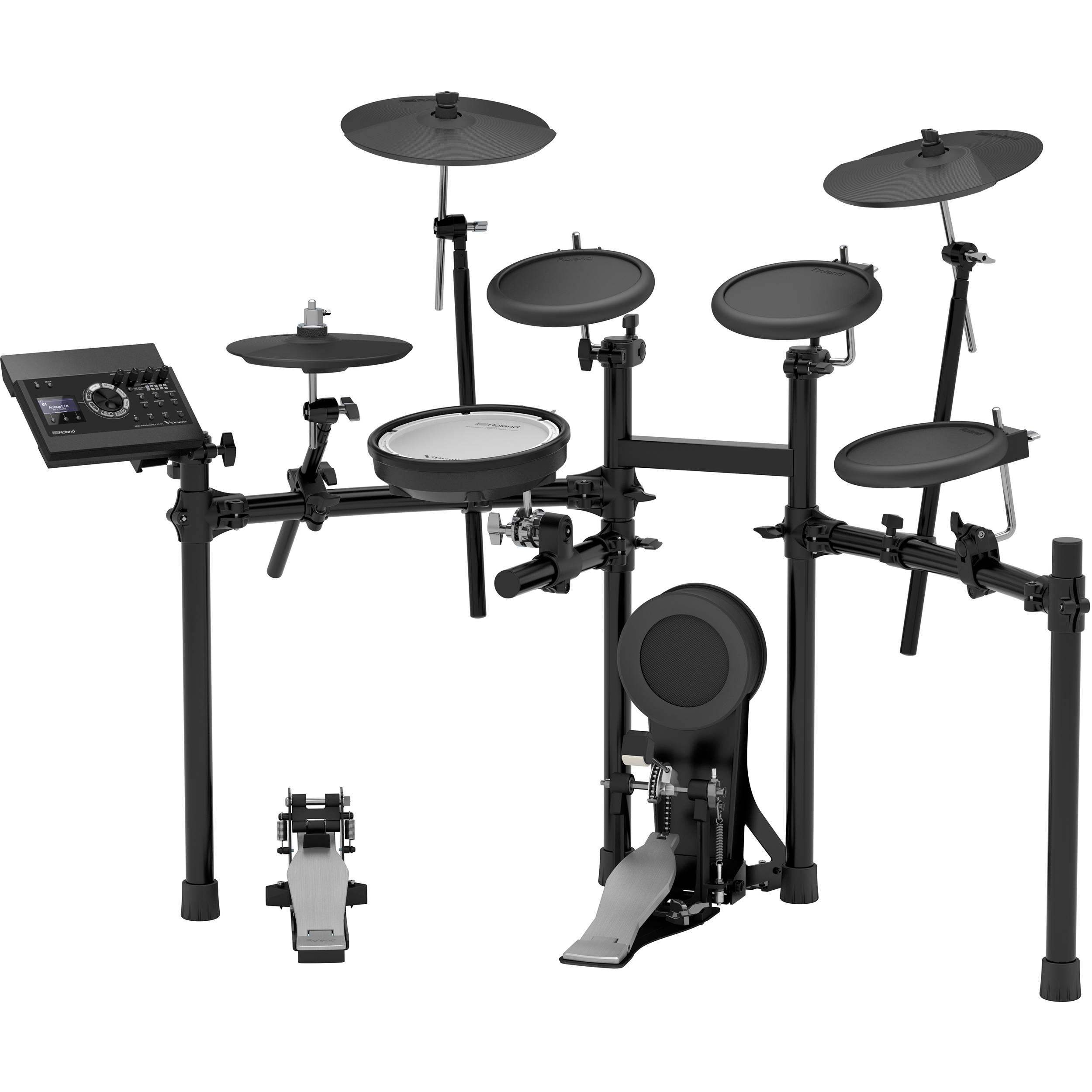 Roland Td 17kl S V Drums Electronic Drum Kit Td 17kl S B H Photo