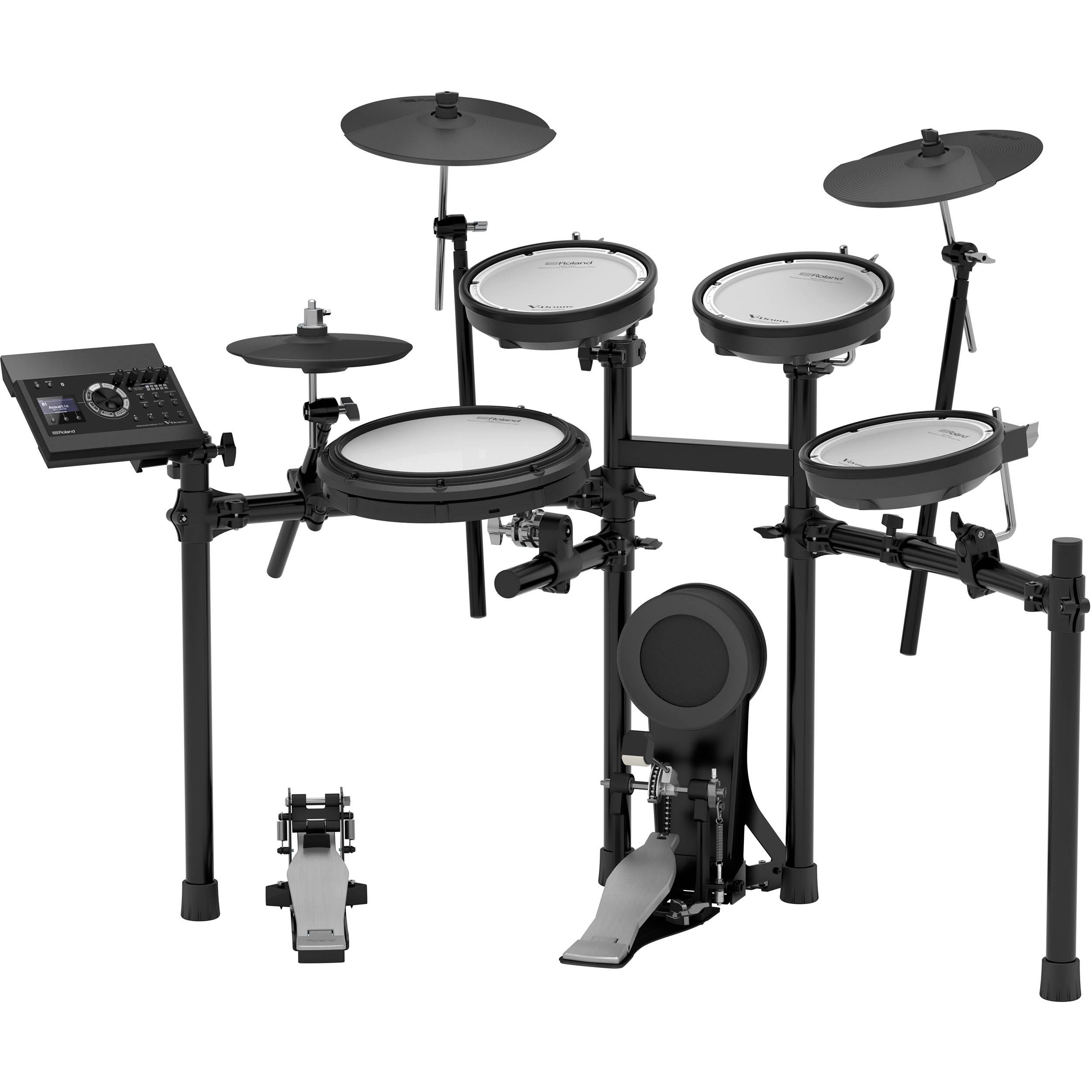 Roland Td 17 Kv S V Drums Electronic Drum Kit Td 17kv S B H