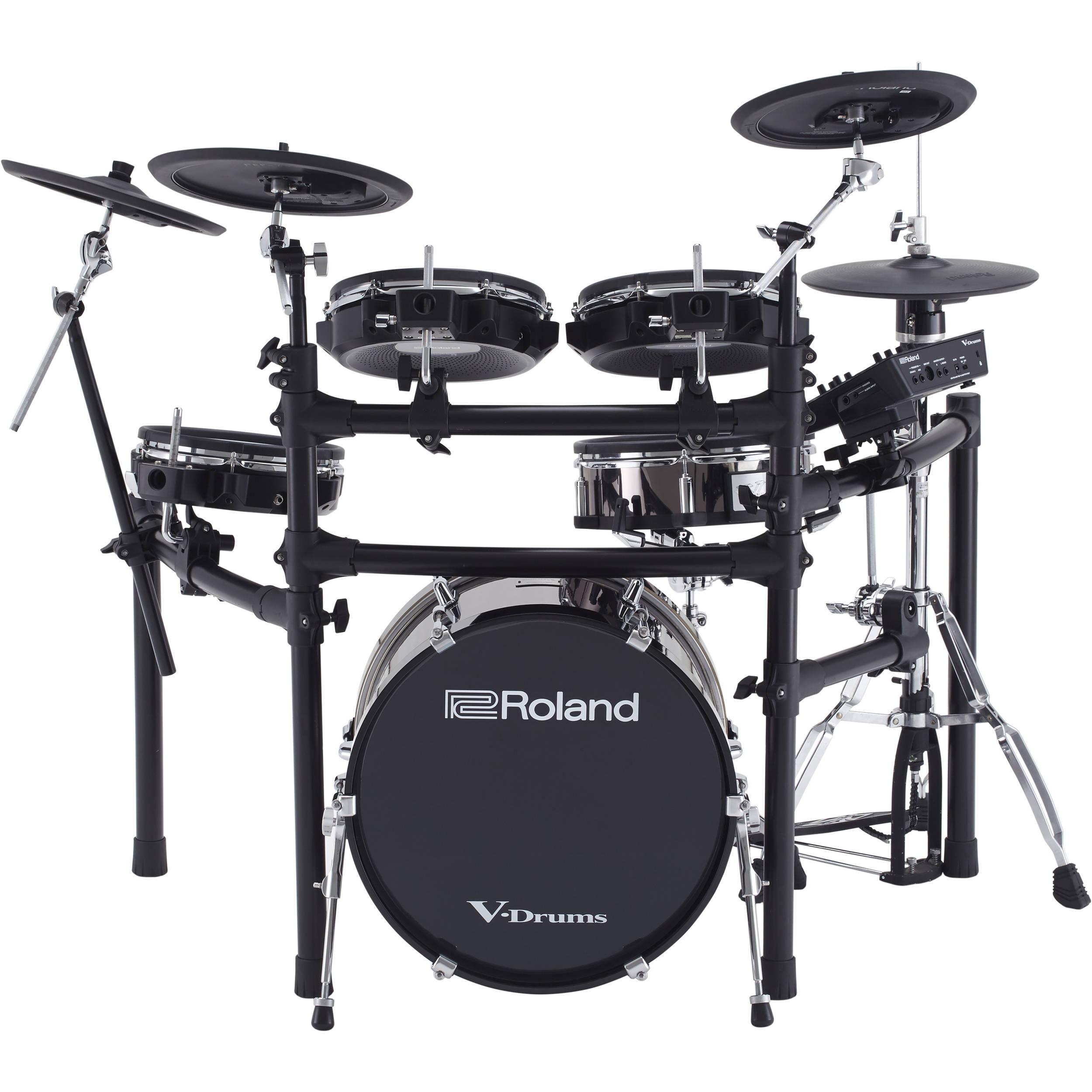Roland Td 25kvx V Drums Electronic Drum Kit Td 25kvx S B H Photo