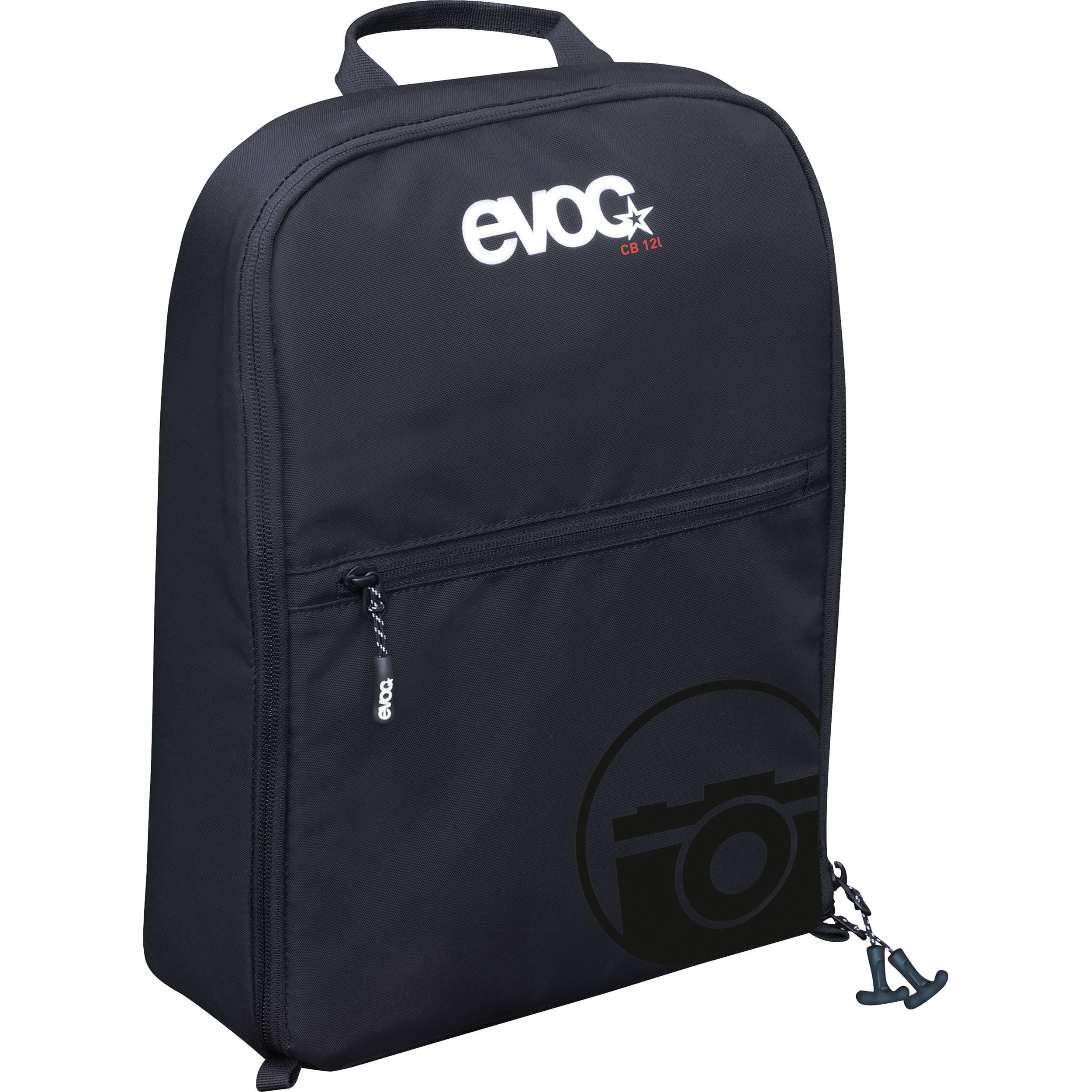 Evoc Camera Block 12L Backpack Insert (Black) EVCB-BK12 B&H