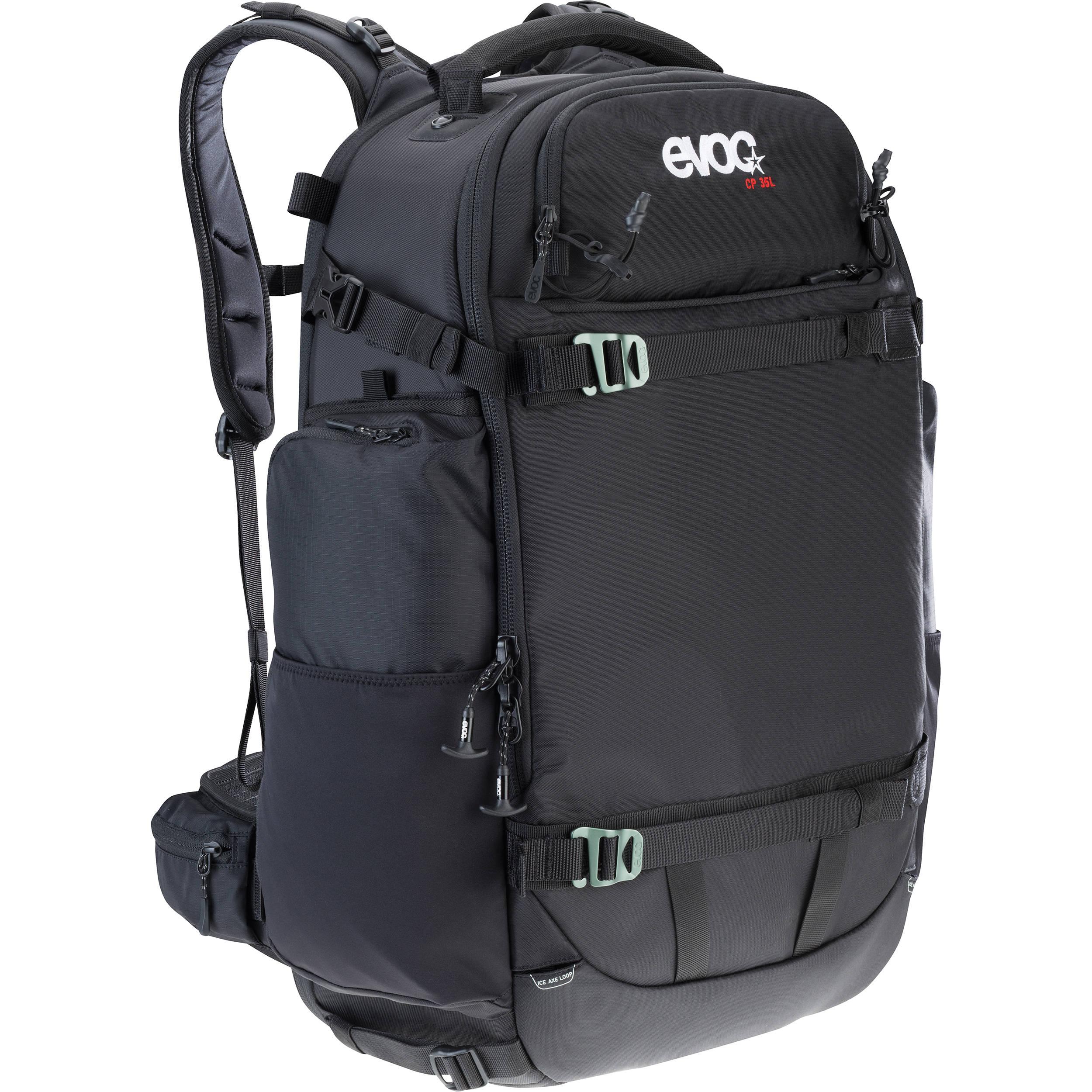 Evoc Cp 35l Camera Pack Black
