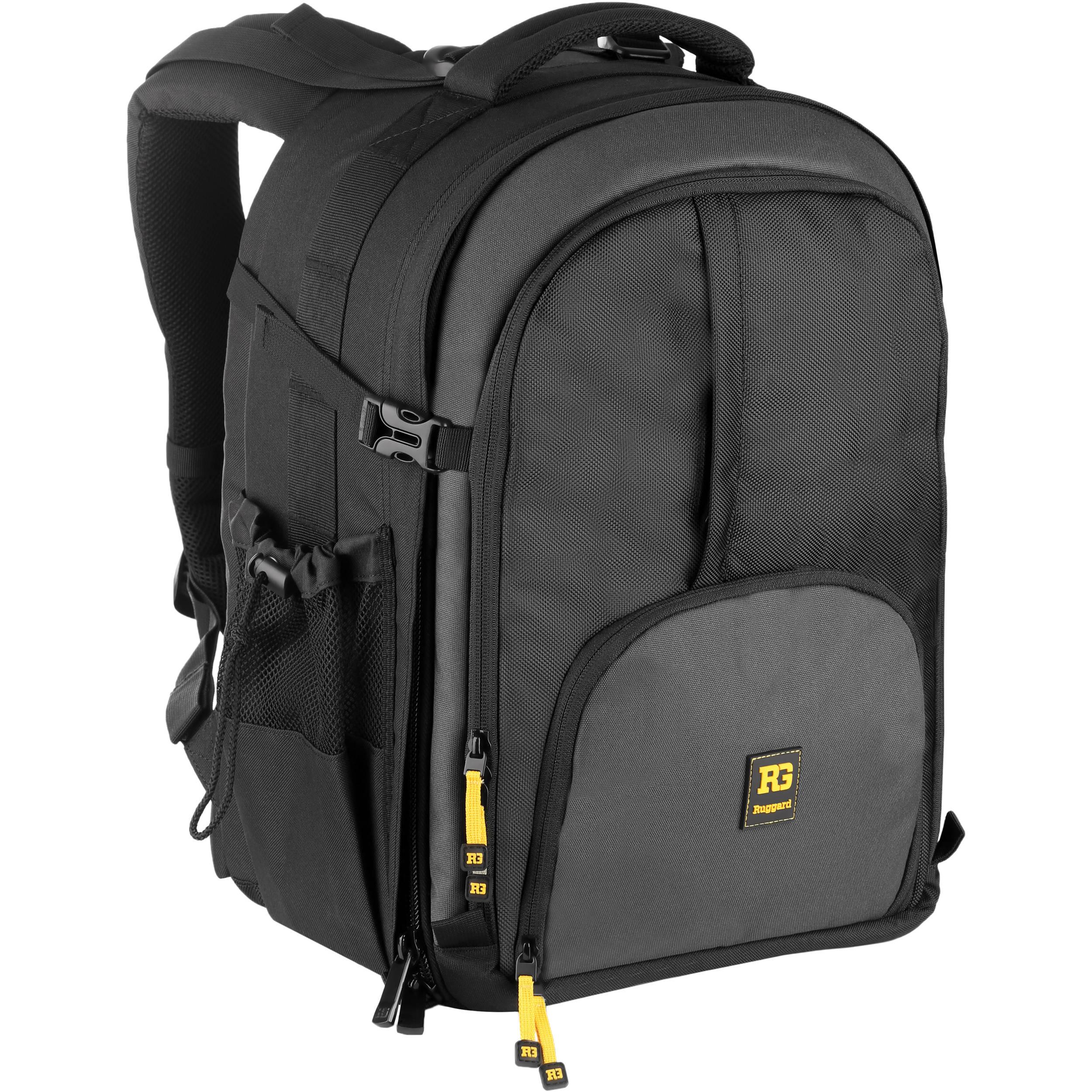 Ruggard Thunderhead 55 DSLR & Laptop Backpack PBB-255B B&H