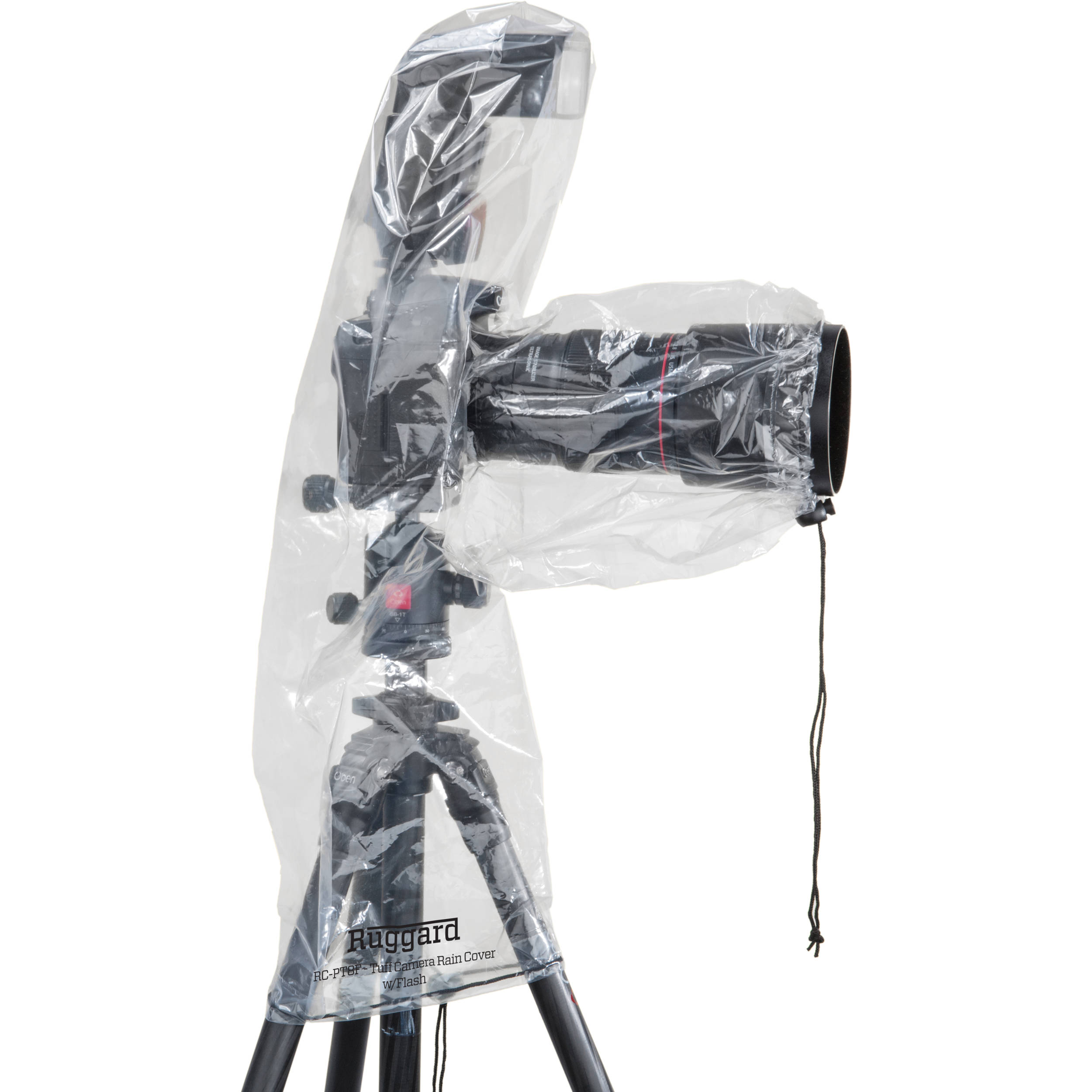 Ruggard RC-P8F Rain Cover for DSLR with Lens up to RC-P8F B&H