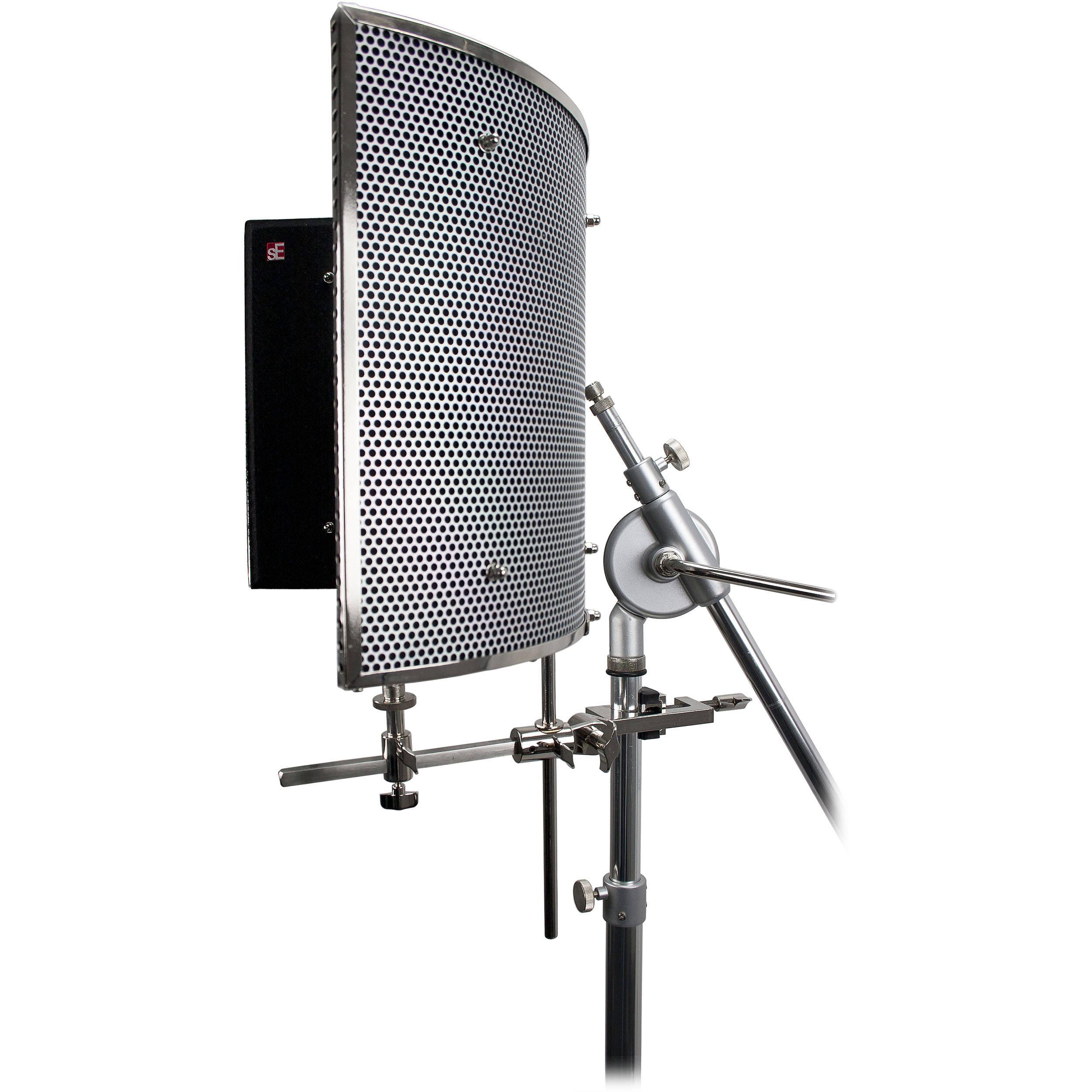 se electronics reflexion filter pro acoustic absorber see rf. Black Bedroom Furniture Sets. Home Design Ideas
