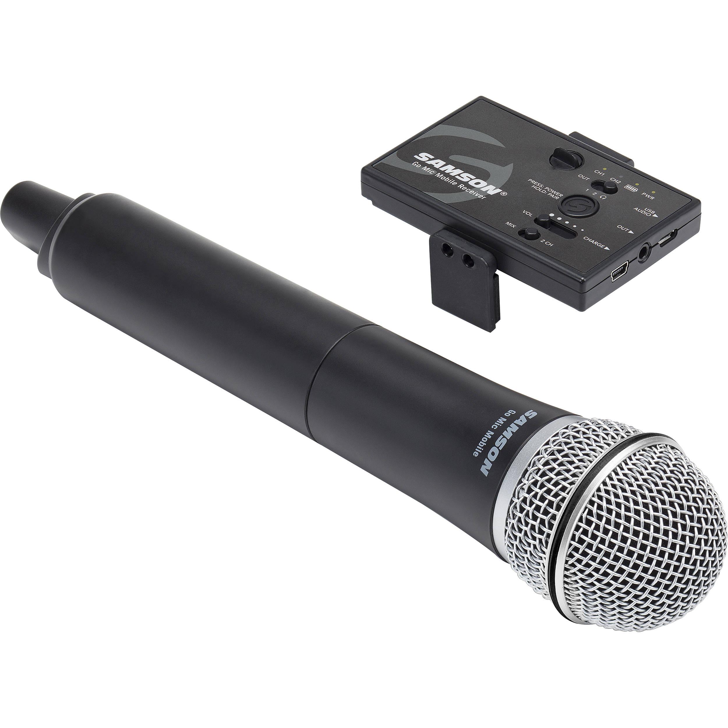 беспроводной микрофон купить в спб