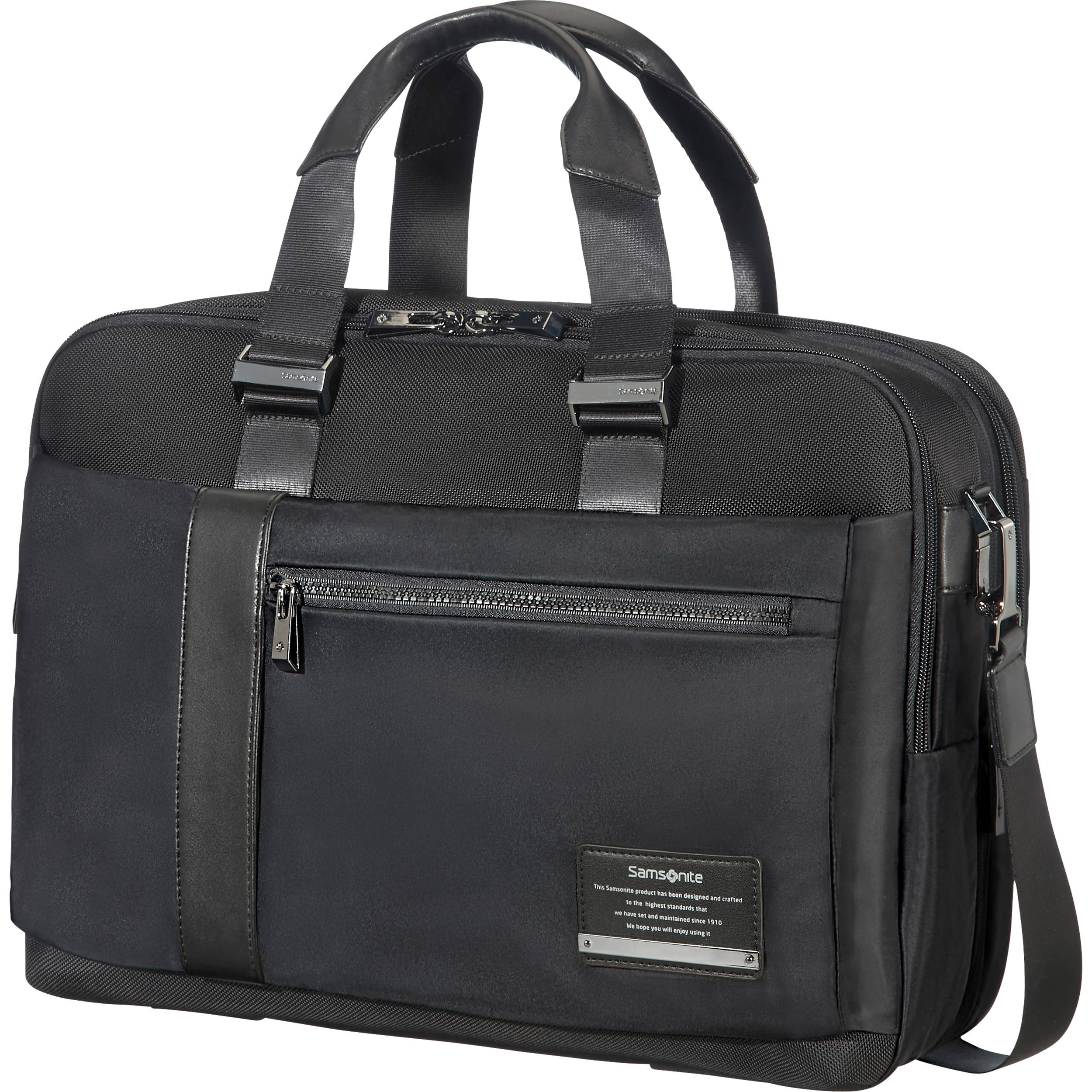 0ac8db4d79e2 Samsonite Expandable Openroad Laptop Briefcase (Space Blue)