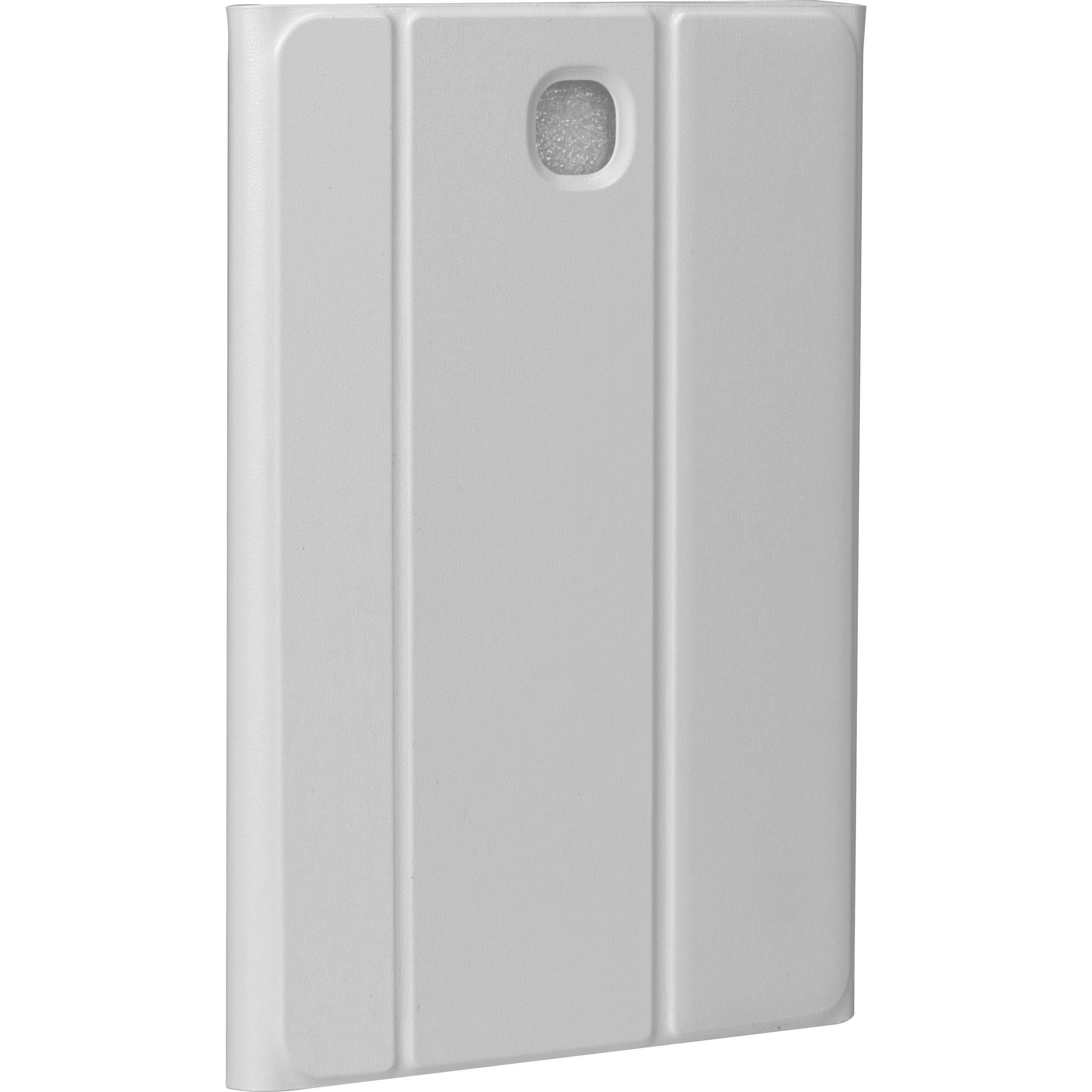 Samsung Book Cover Tab A White : Samsung book cover for galaxy tab a quot ef bt pweguj b h