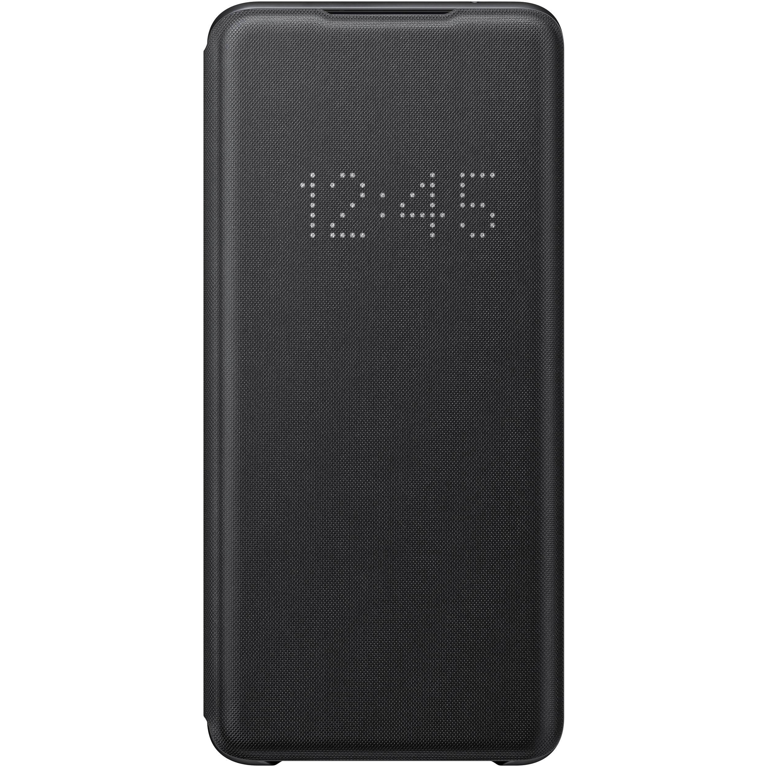 Samsung Led Wallet Cover For Galaxy S20 Ultra Ef Ng988pbegus B H