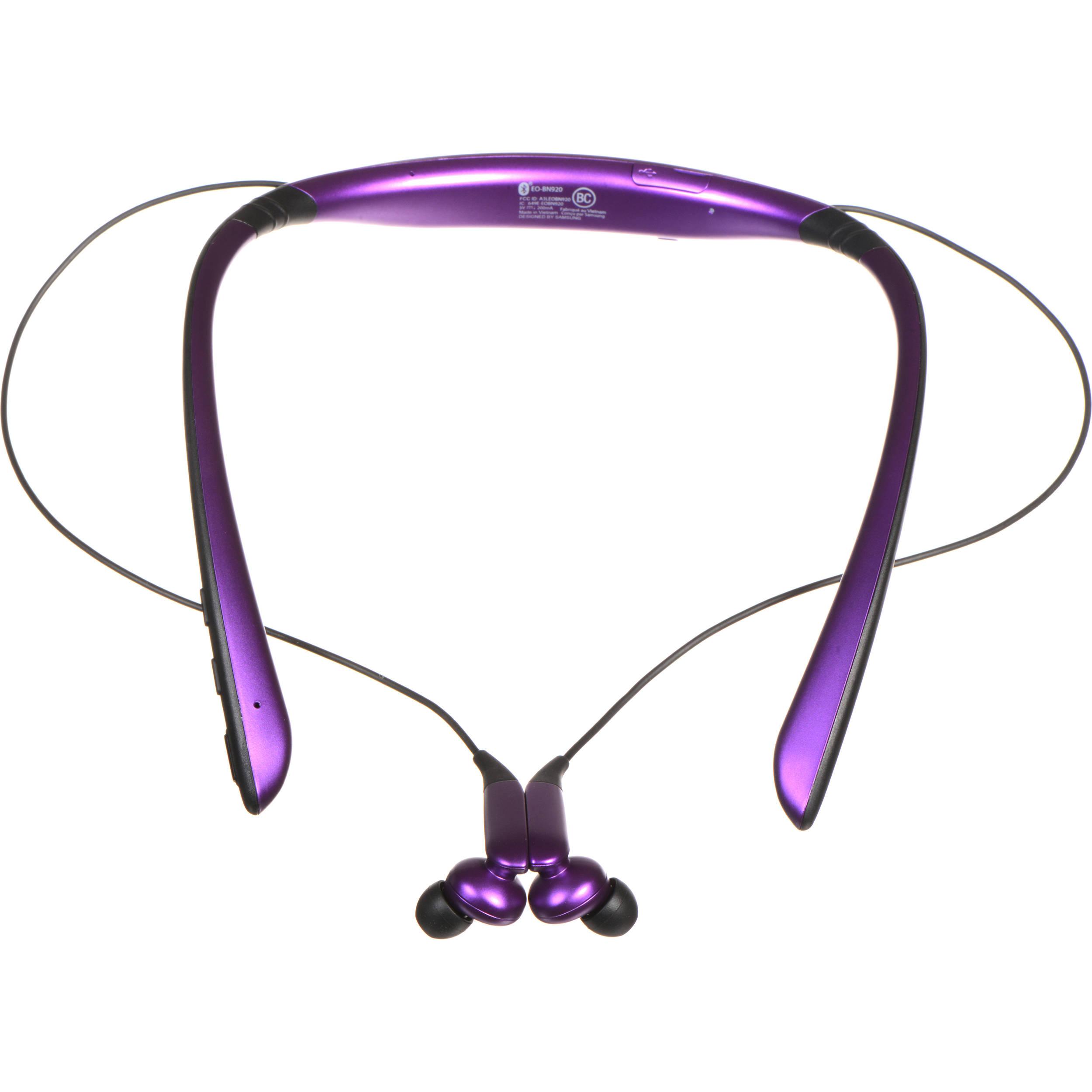 905d73a8731 Samsung Level U Pro Bluetooth Stereo Wireless EO-BN920CVEGUS B&H