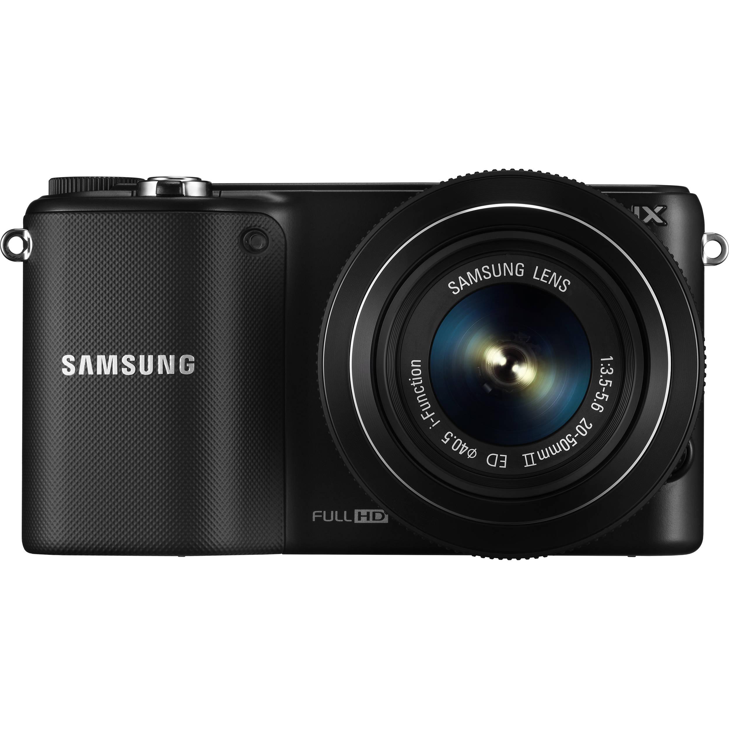 Samsung NX2000, Mirrorless dengan Layar Sentuh Lapang