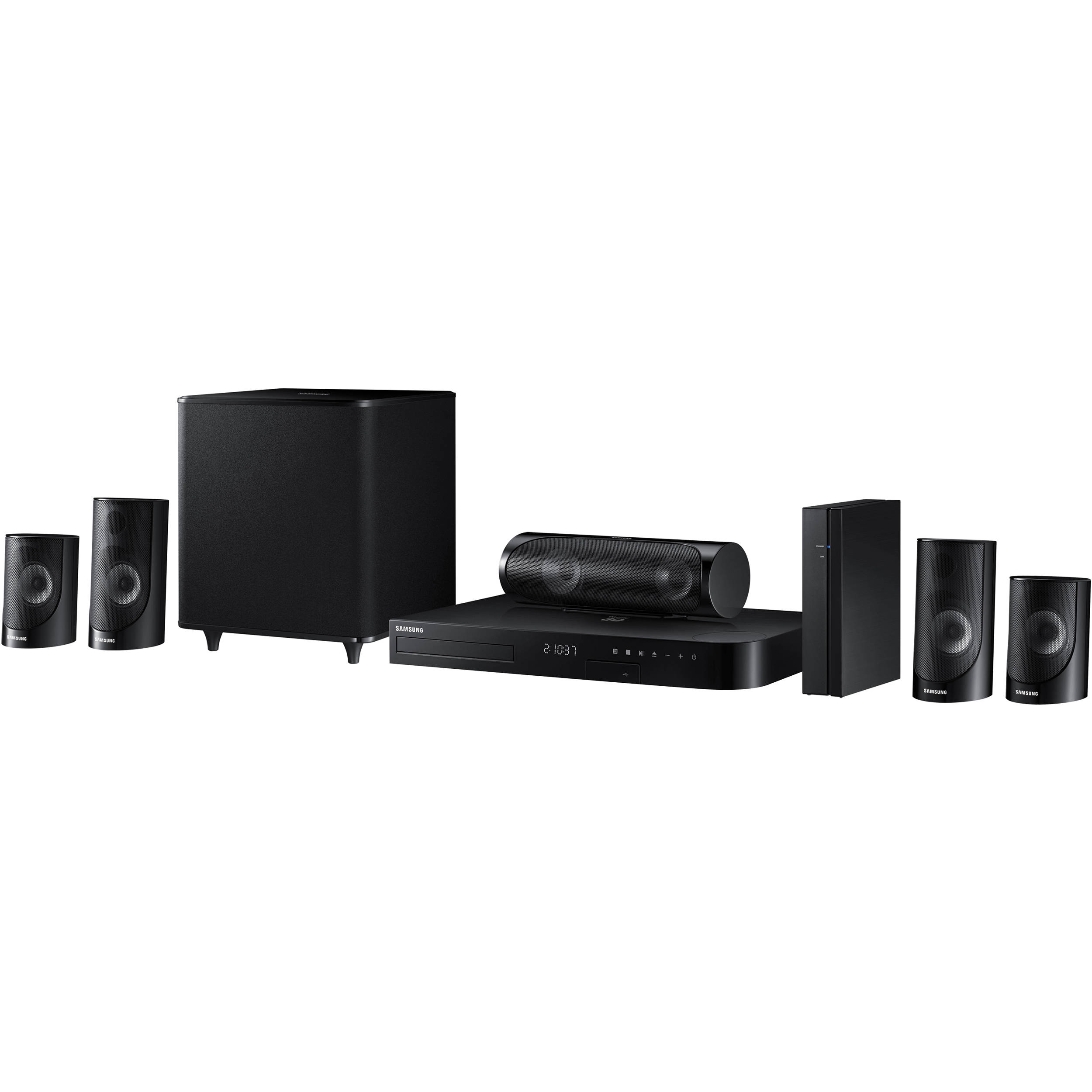 samsung ht j5500w 5 1 channel smart blu ray home ht j5500w za. Black Bedroom Furniture Sets. Home Design Ideas