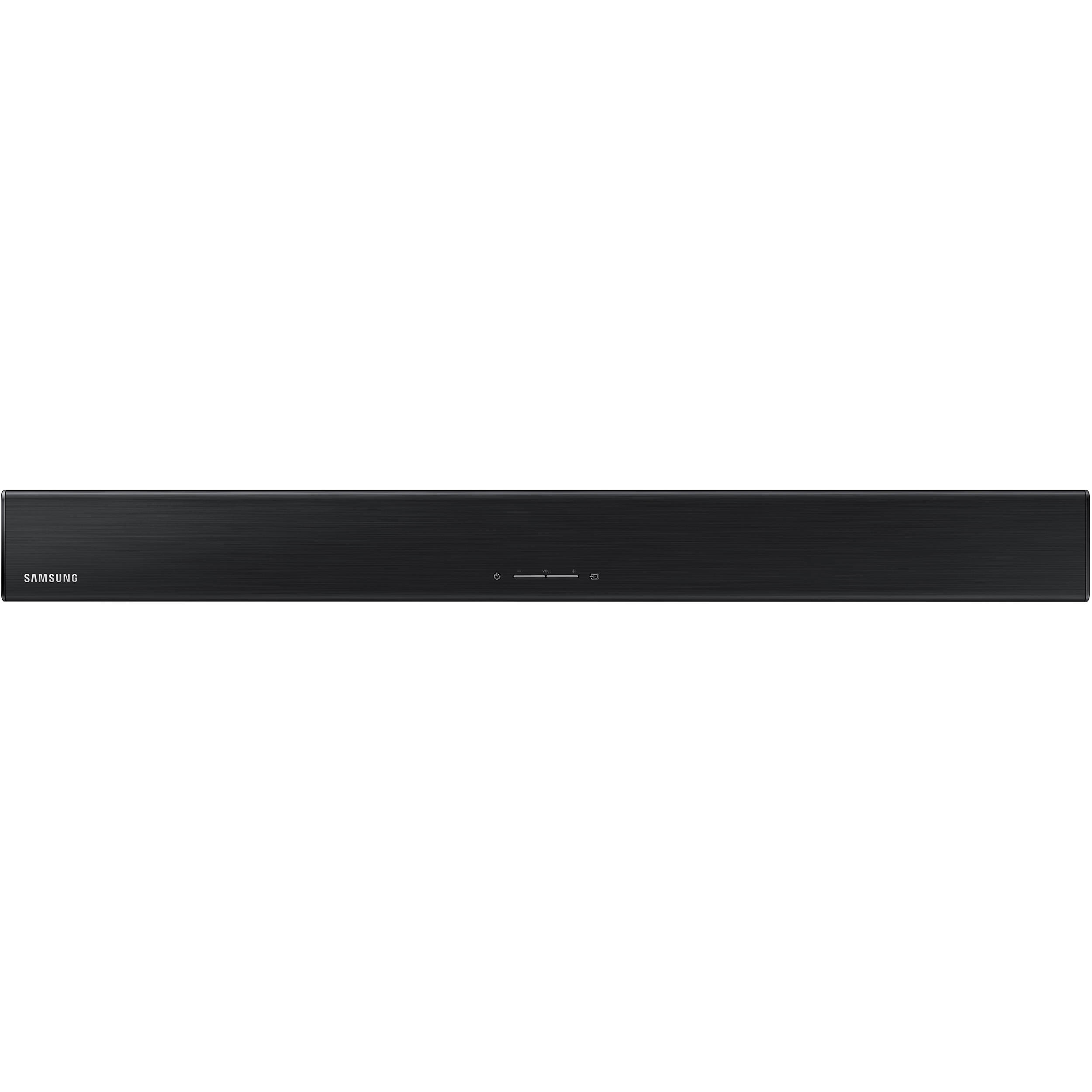 Samsung Hw J250 80w 2 Channel Soundbar Speaker Hw J250 Za B Amp H