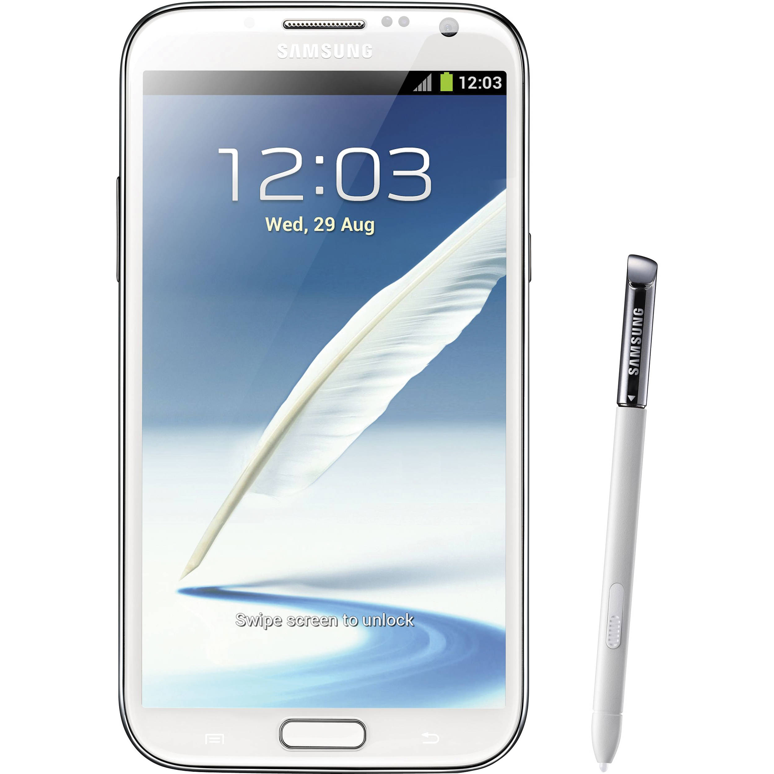 Samsung galaxy note 2 sgh i317 16gb att branded i317 white samsung galaxy note 2 sgh i317 16gb att branded smartphone unlocked white ccuart Image collections