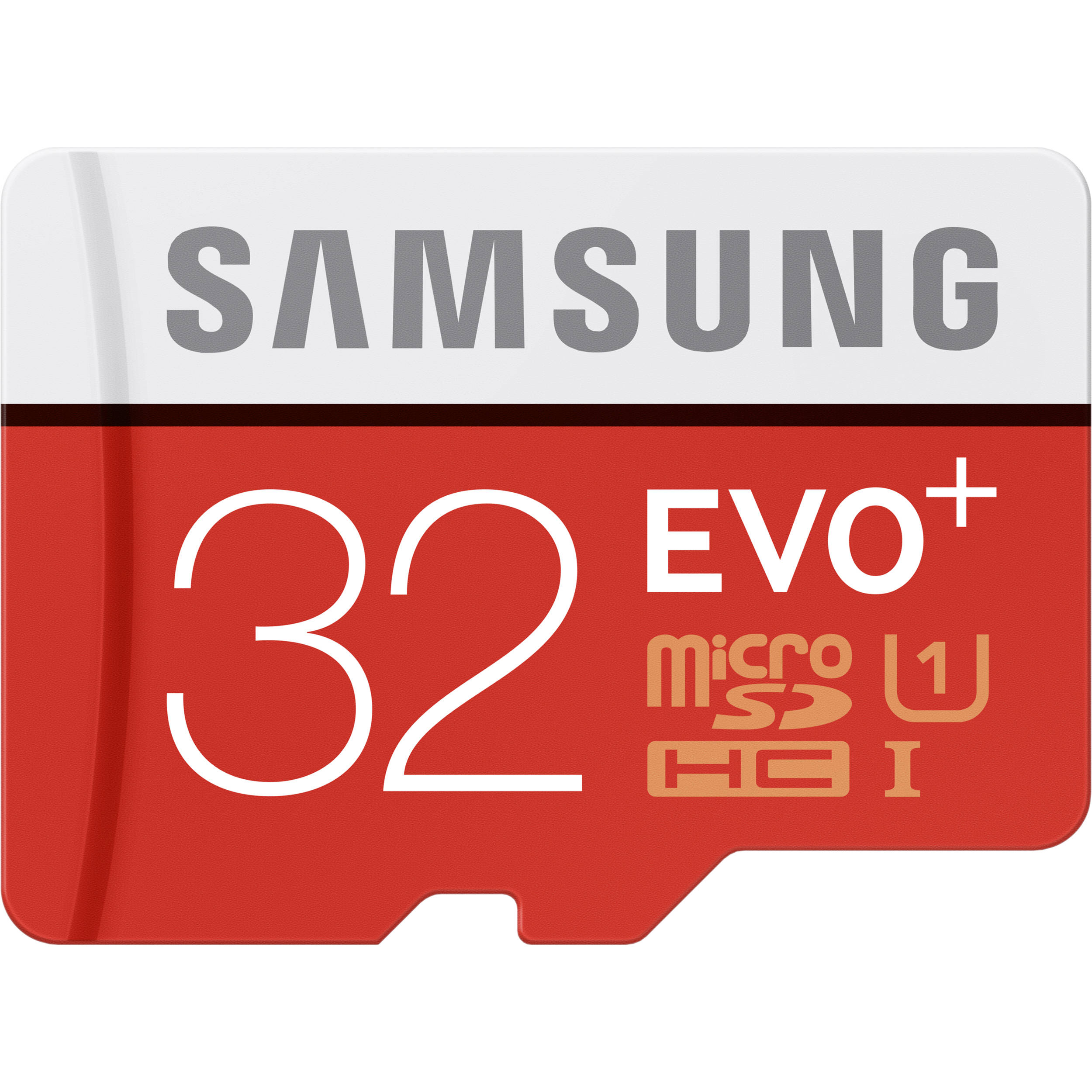 samsung 32gb evo uhs i microsdhc memory card mb mc32da am b h. Black Bedroom Furniture Sets. Home Design Ideas