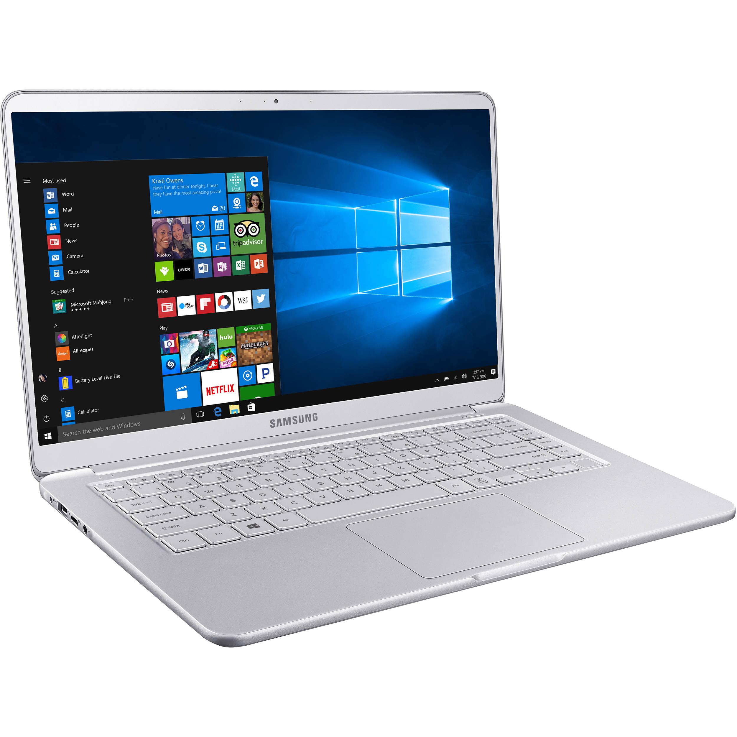 Notebook samsung 9 - Samsung 15 Notebook 9 Ext Light Titan