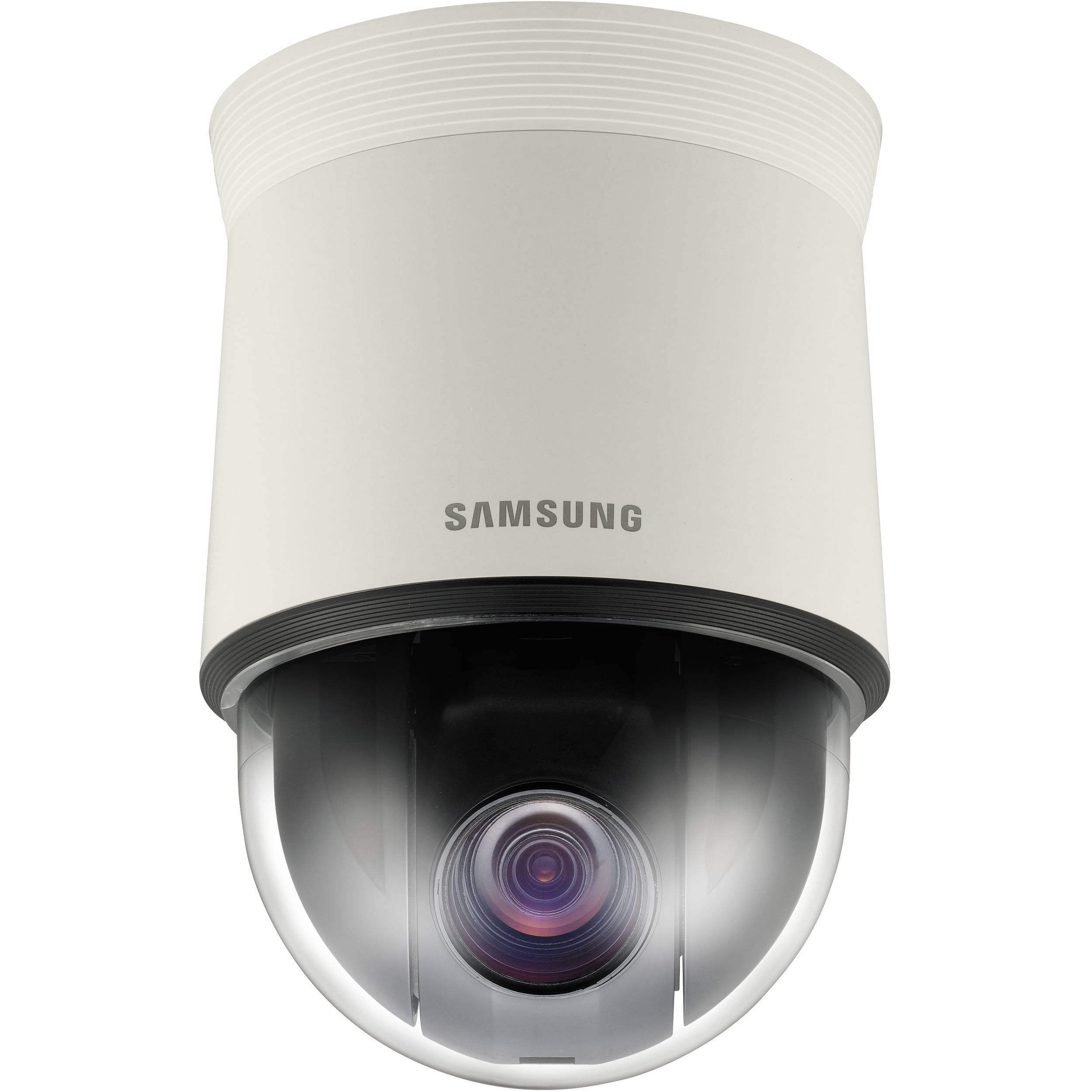 Samsung Techwin SCP-2271 27x High Resolution PTZ Indoor Dome Camera (Ivory)