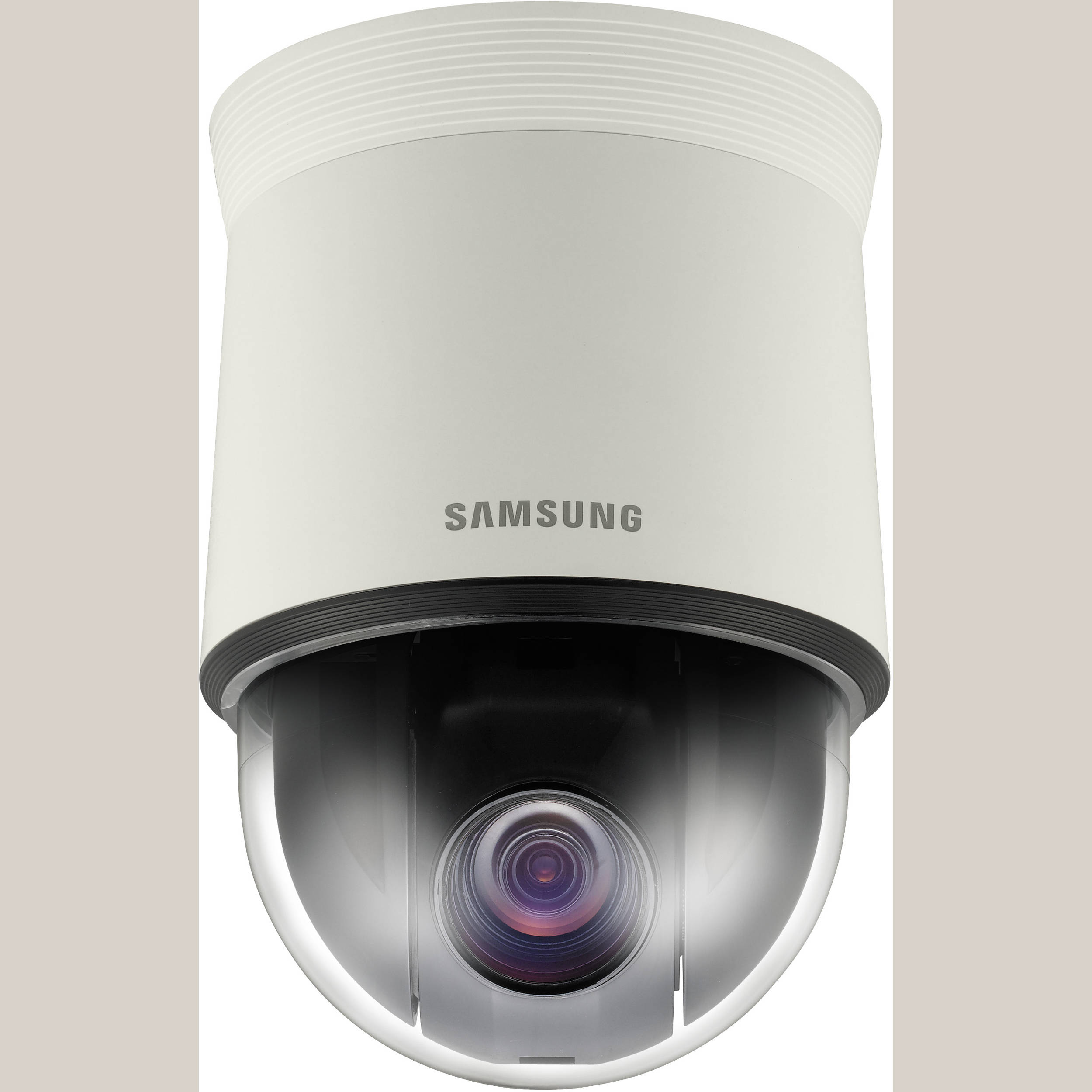 Samsung Techwin SCP-2273 High-Resolution 27x Day/Night Indoor PTZ Dome  Camera