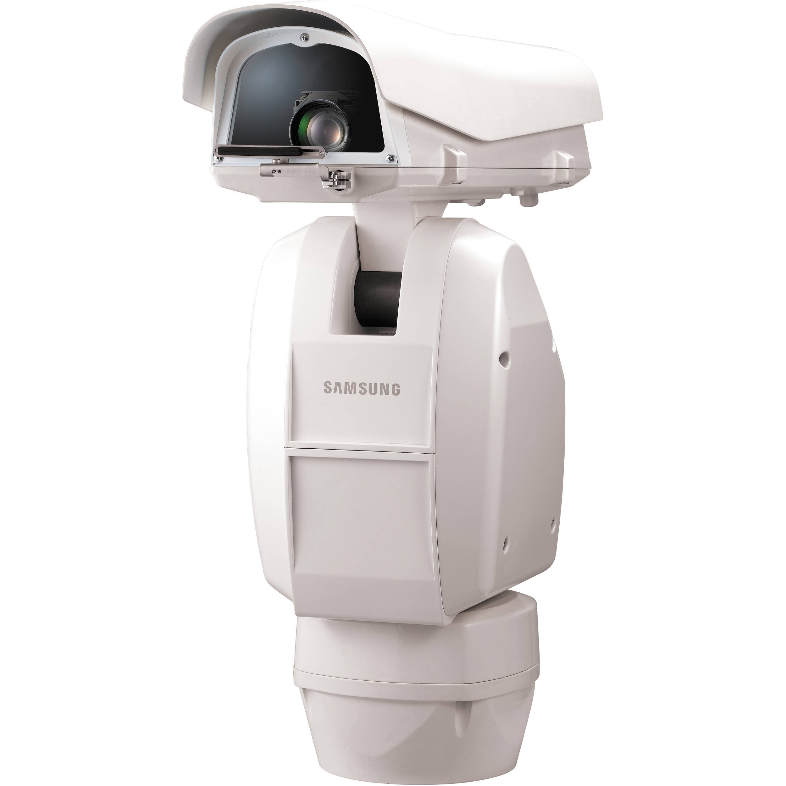 Hanwha Techwin SCU-2370 360° Day/Night 37x Weatherproof Outdoor  Positioning System (