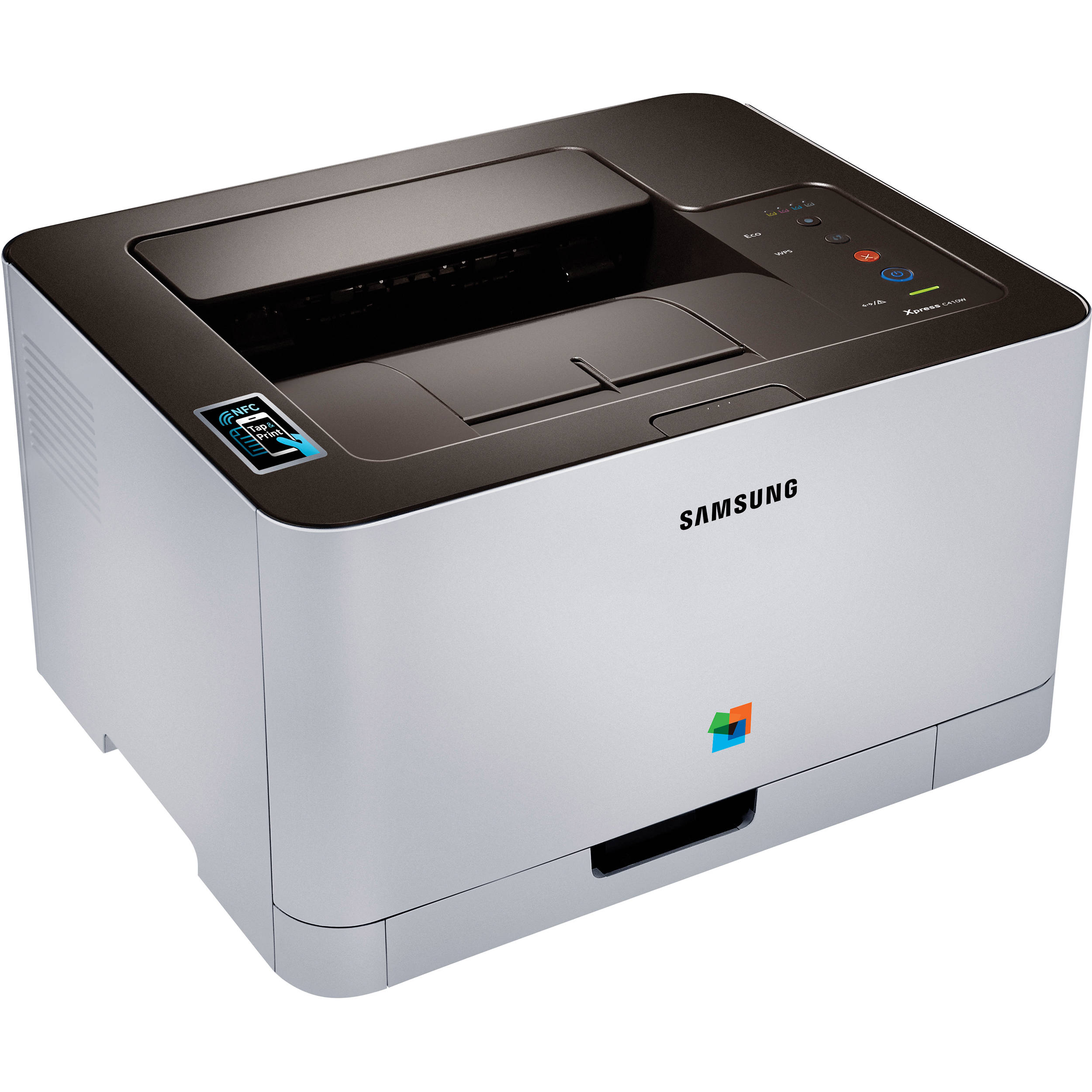 Color printers laser - Samsung Xpress C410w Color Laser Printer