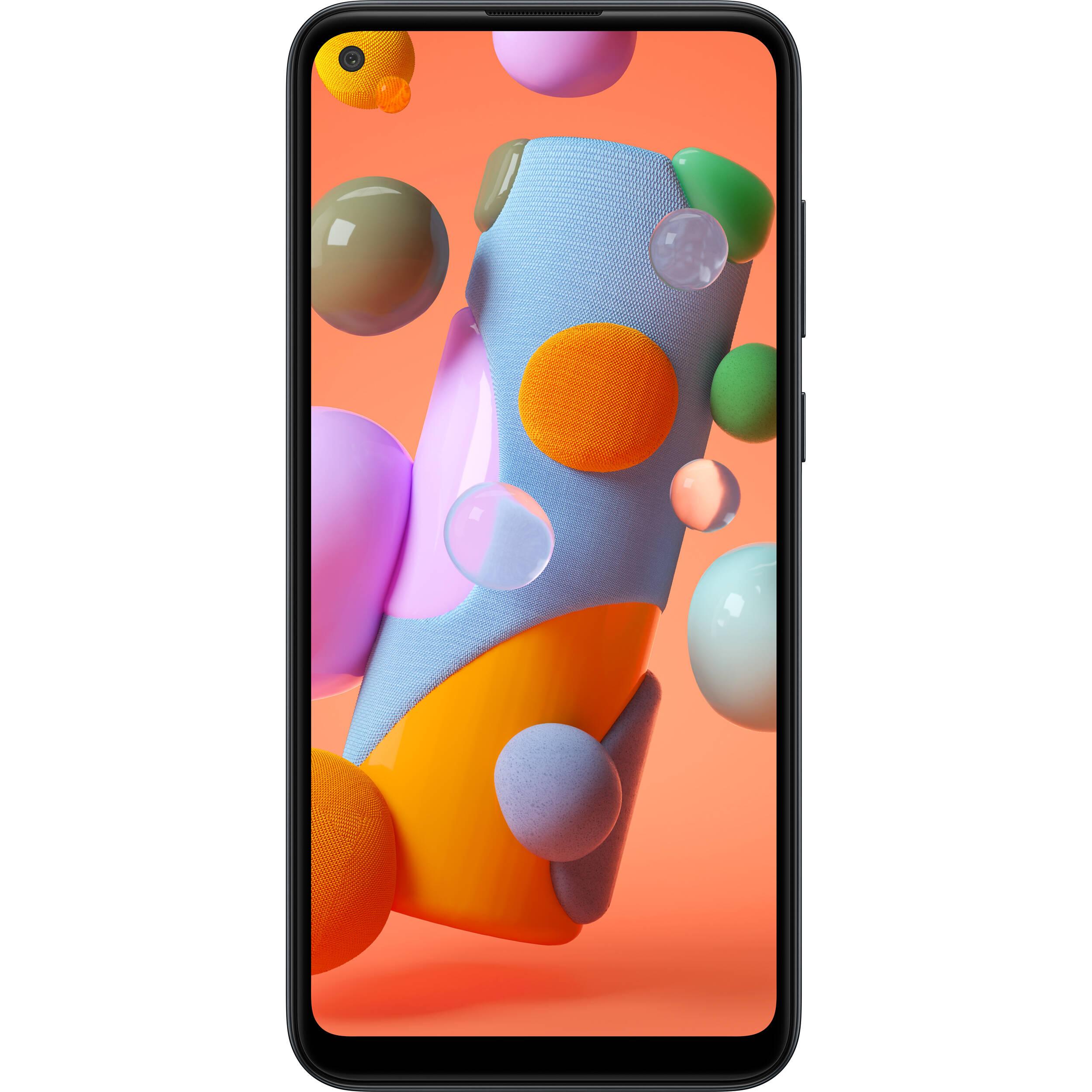 Samsung Galaxy A11 32gb Smartphone Unlocked Sm A115uzkaxaa B H