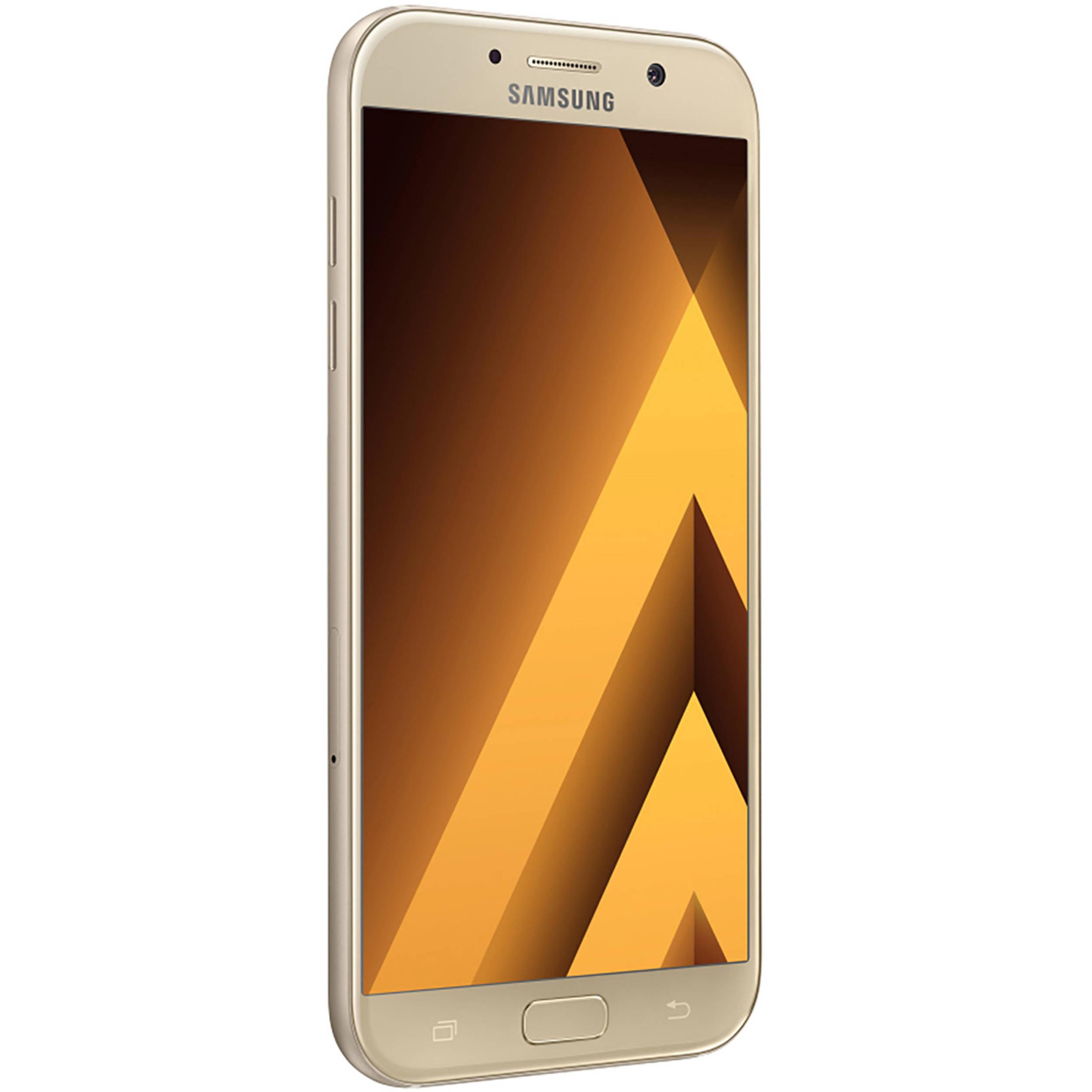Samsung Galaxy A5 Duos 2017 SM A520F 32GB Smartphone Unlocked Gold