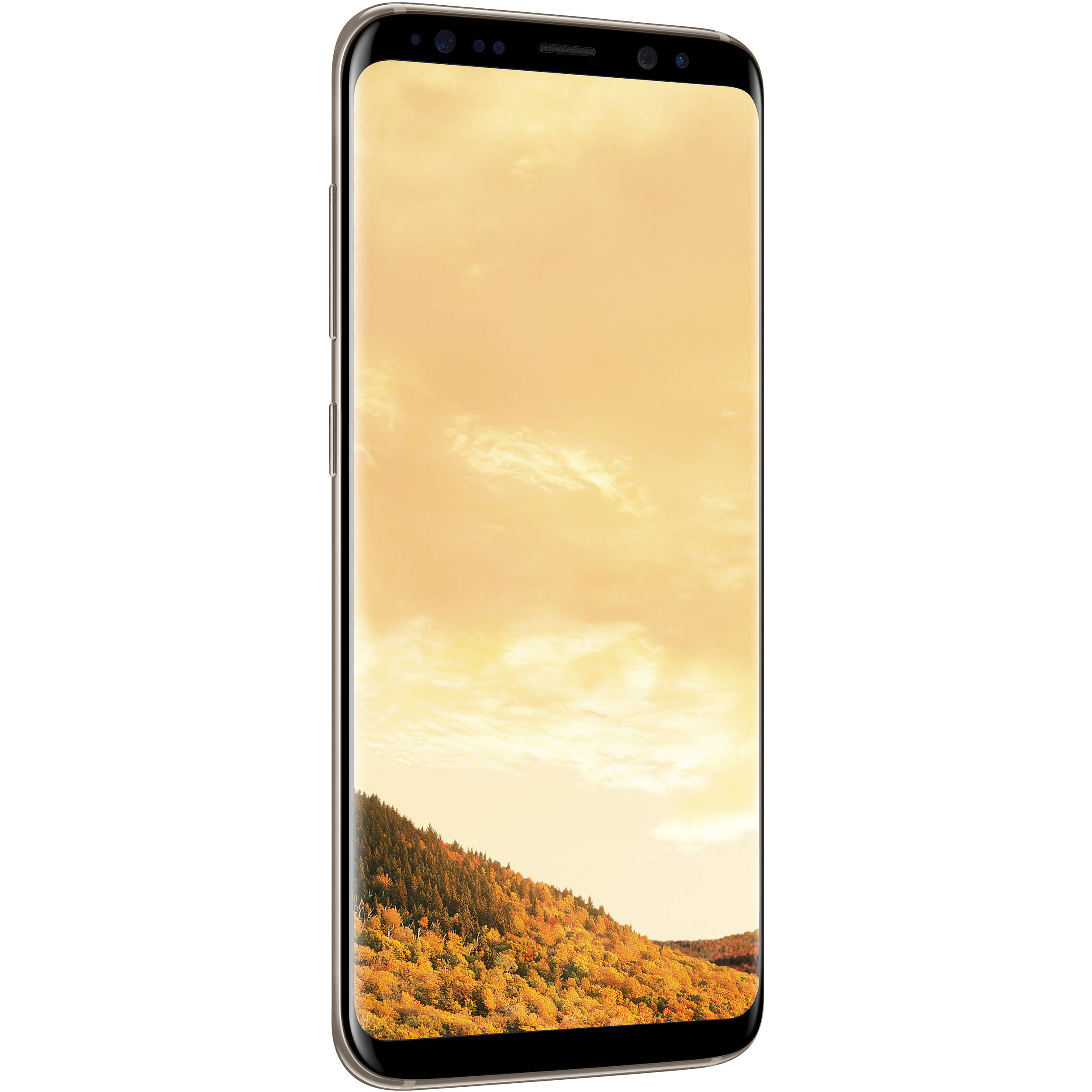 Samsung Galaxy S8 Sm G950f 64gb Smartphone G950 Gld Bh Xiaomi Redmi Note 4 Ram 4gb Distributor 64 Lte Dual Sim Unlocked Maple Gold