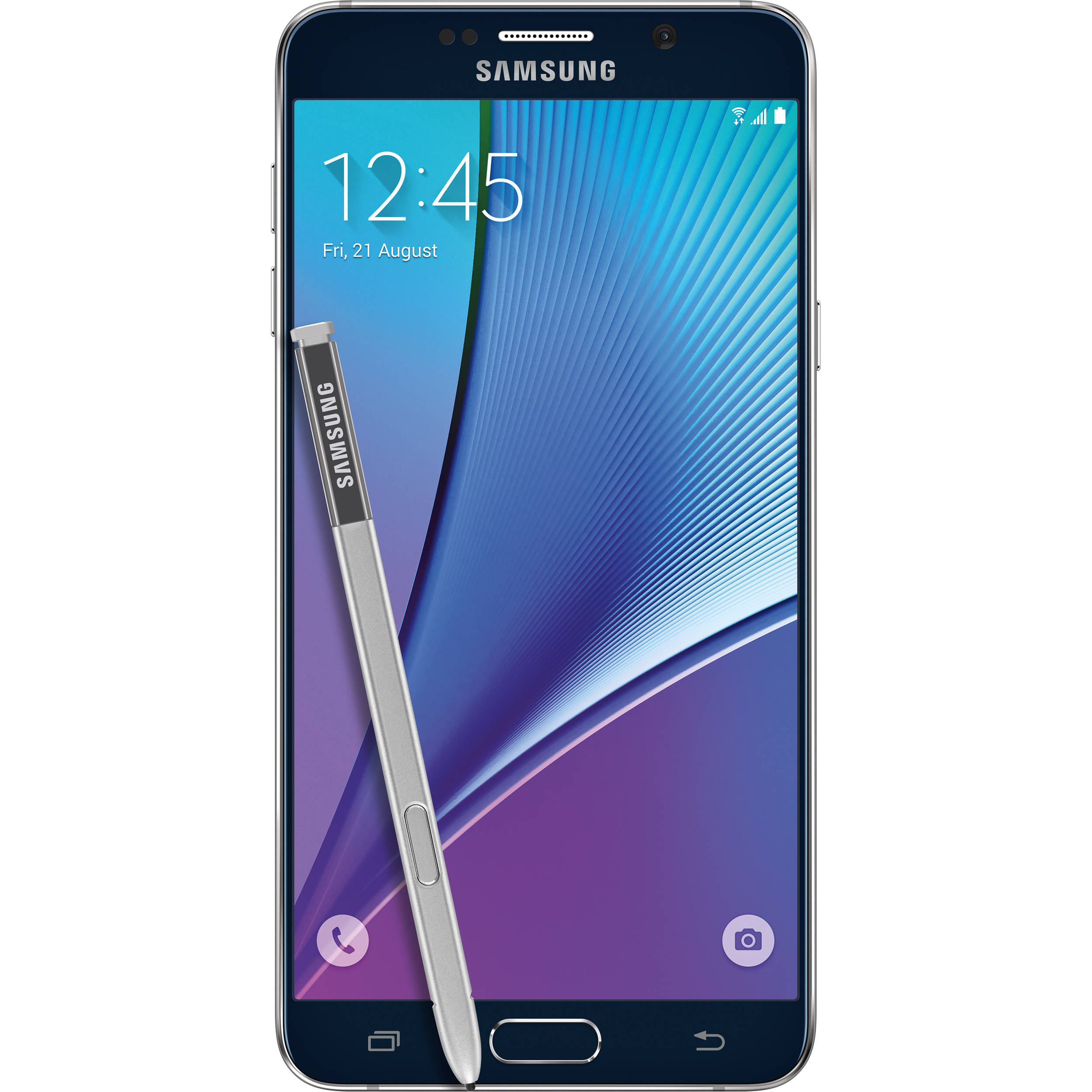 Samsung Galaxy Note 5 SM N920G 32GB Smartphone Region Specific Unlocked Black Sapphire