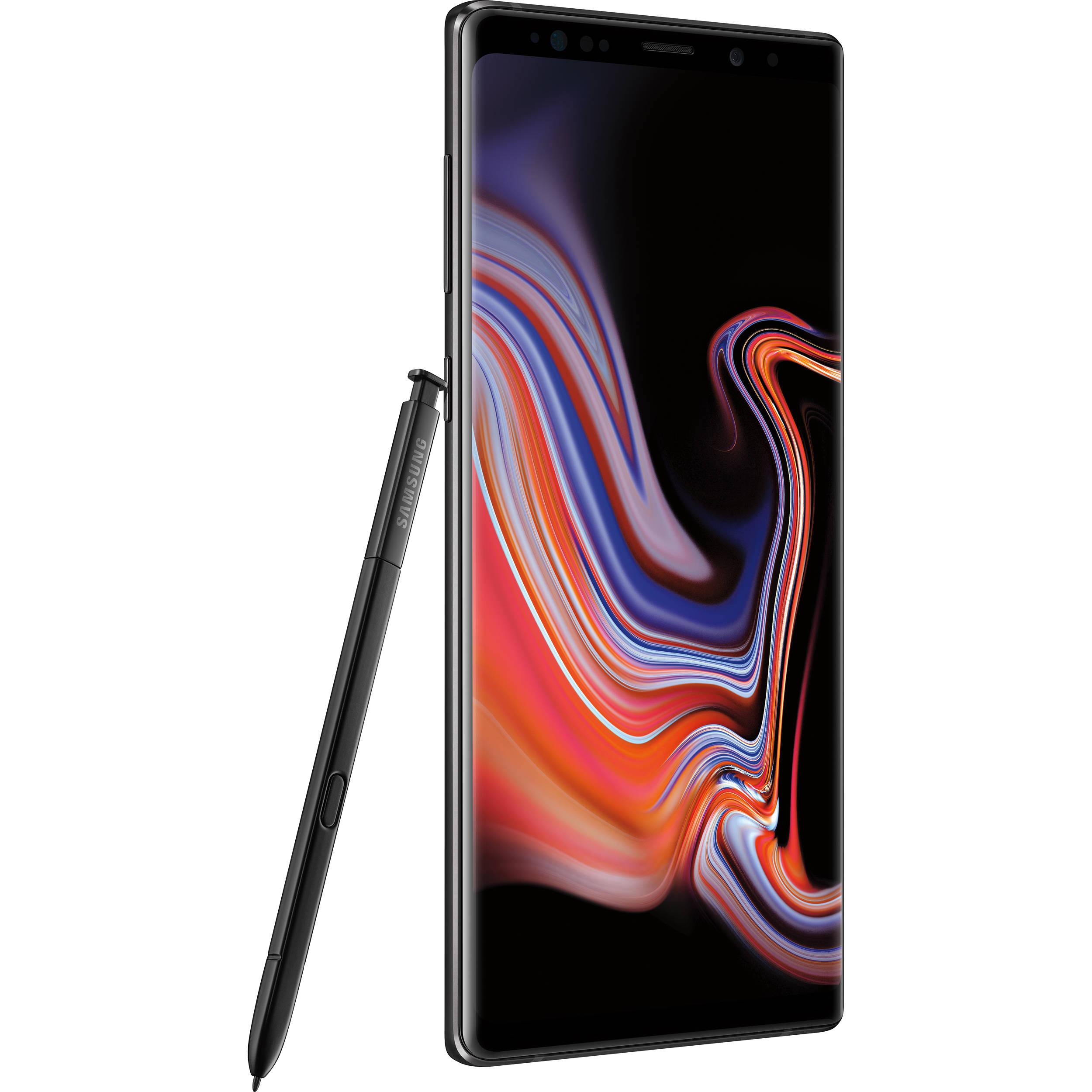Samsung Galaxy Note9 Sm N960u 512gb Smartphone Sm N960uzkfxaa