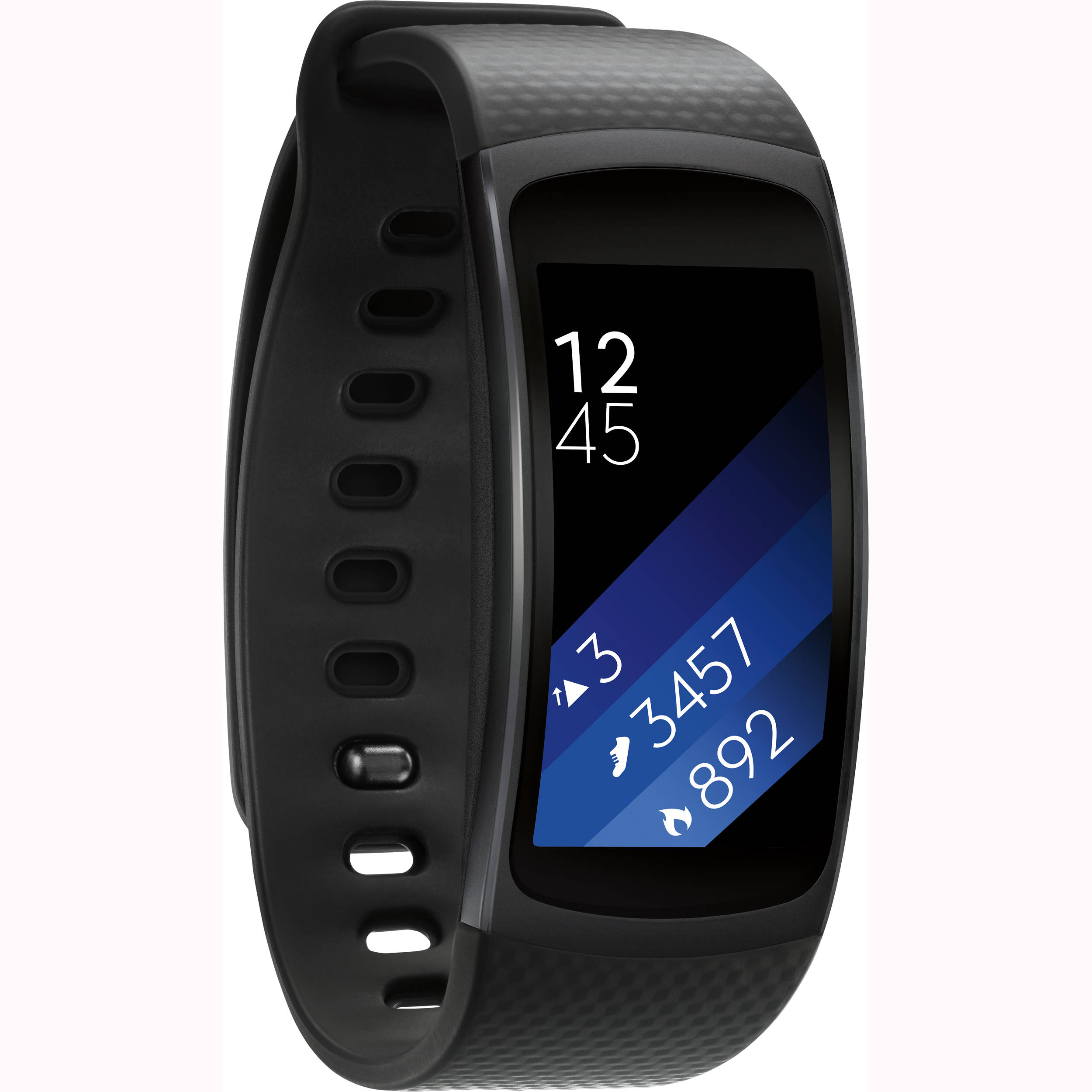 Samsung Gear Fit2 Fitness Band (Large, Black) SM ...