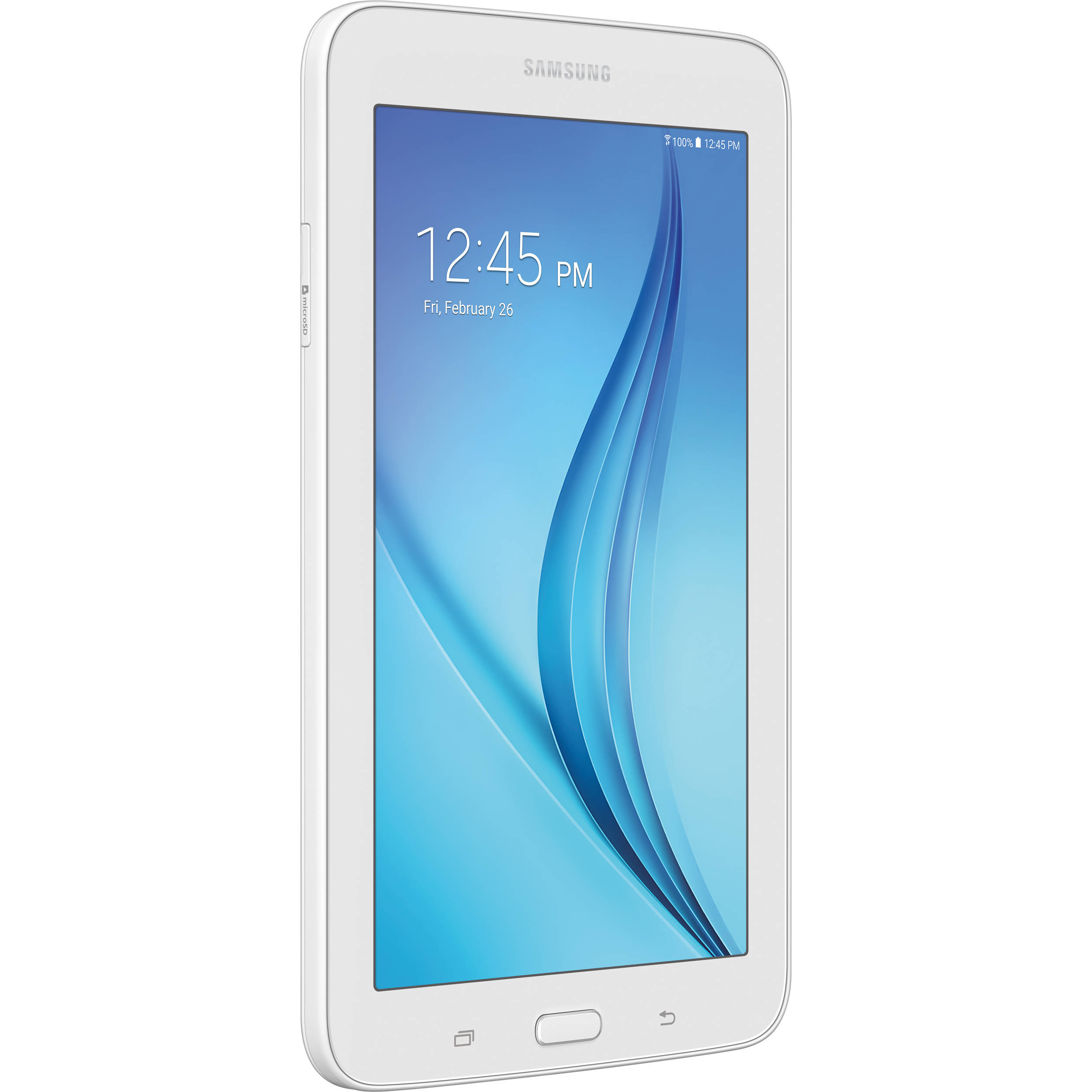 Samsung 7 0 tab e lite 8gb tablet sm t113ndwaxar b h photo - Samsung galaxy tab 4 lite ...