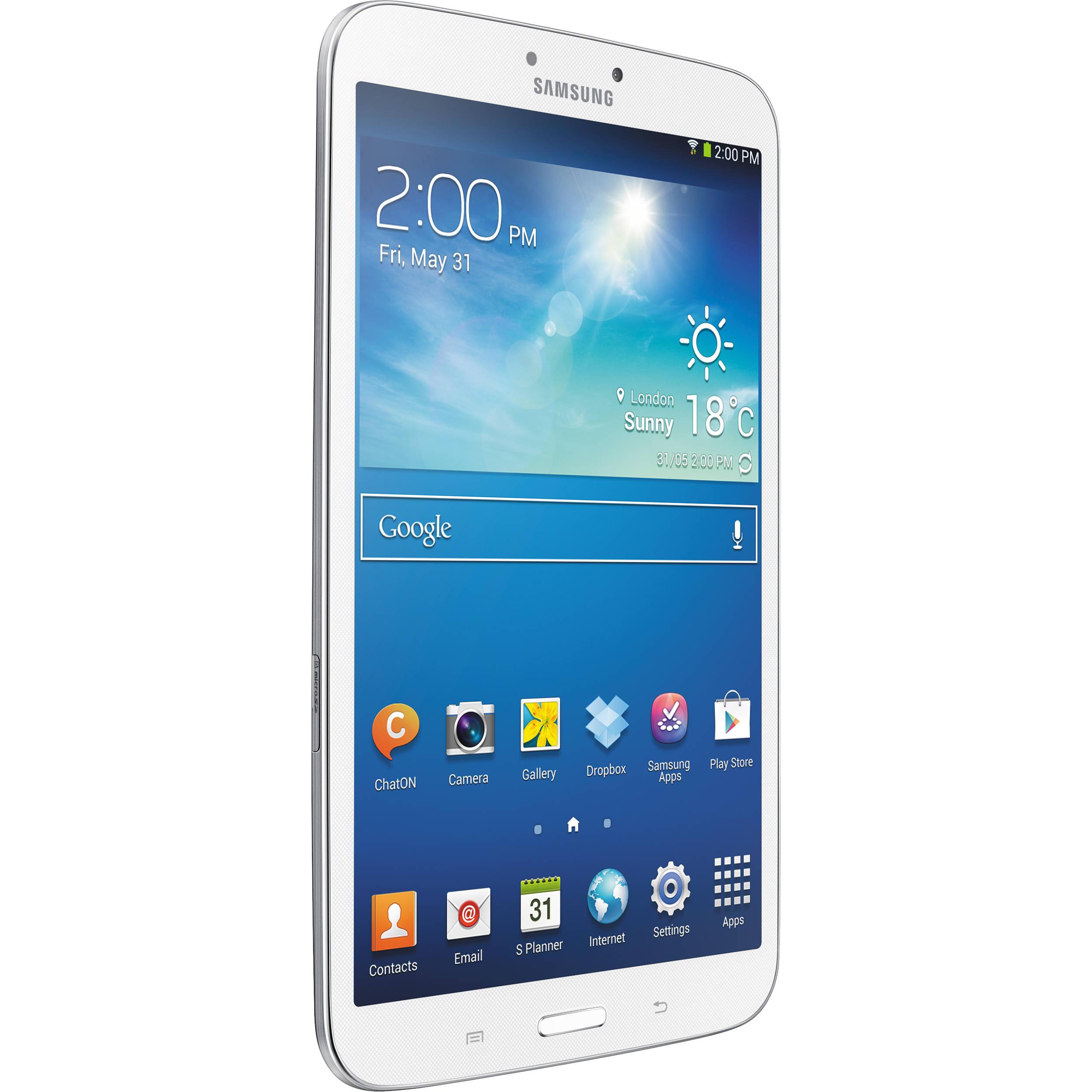 Samsung 16GB Galaxy Tab 3 Multi-Touch 8.0