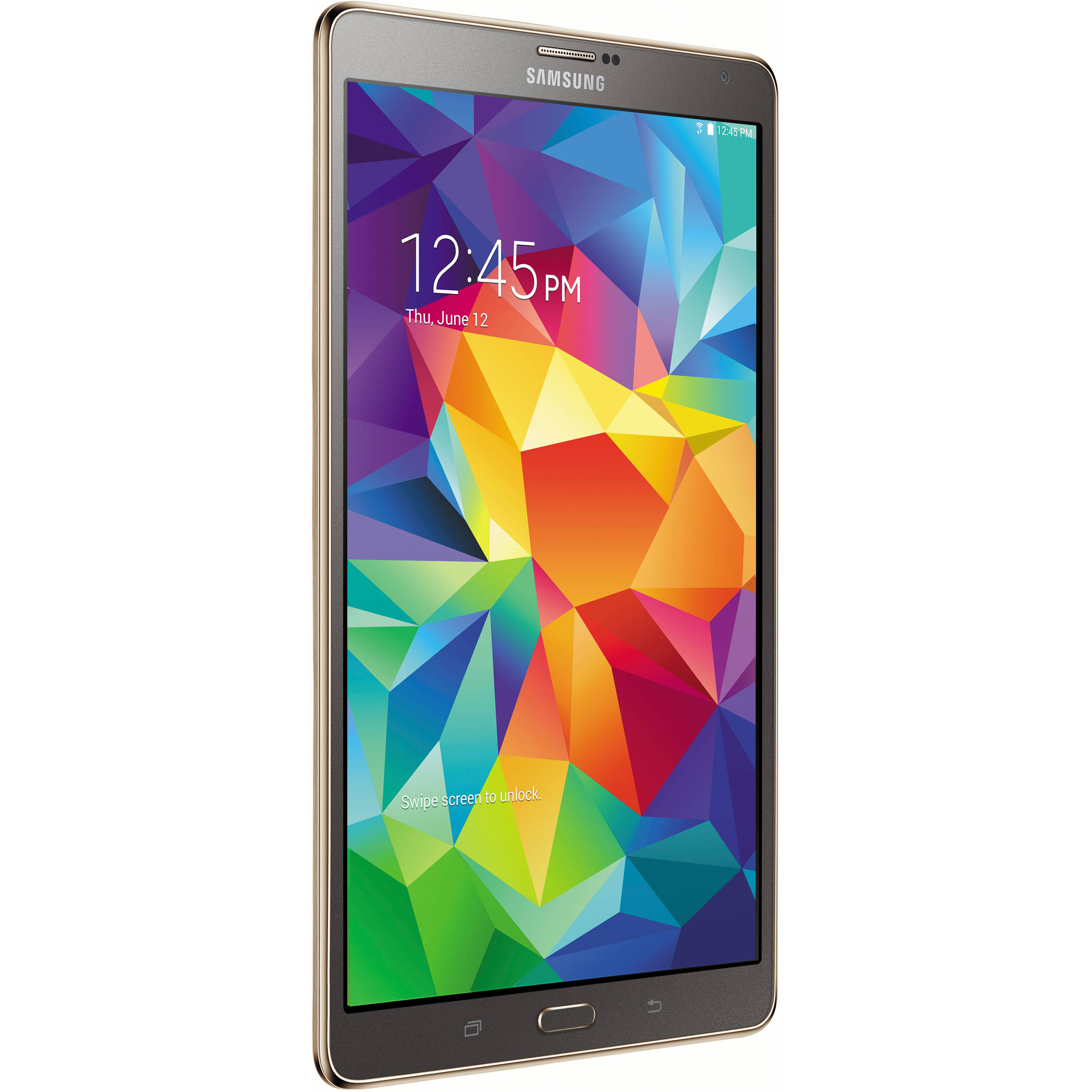 samsung galaxy tablet 16gb s multi touch 8 4 wi fi 16gb. Black Bedroom Furniture Sets. Home Design Ideas