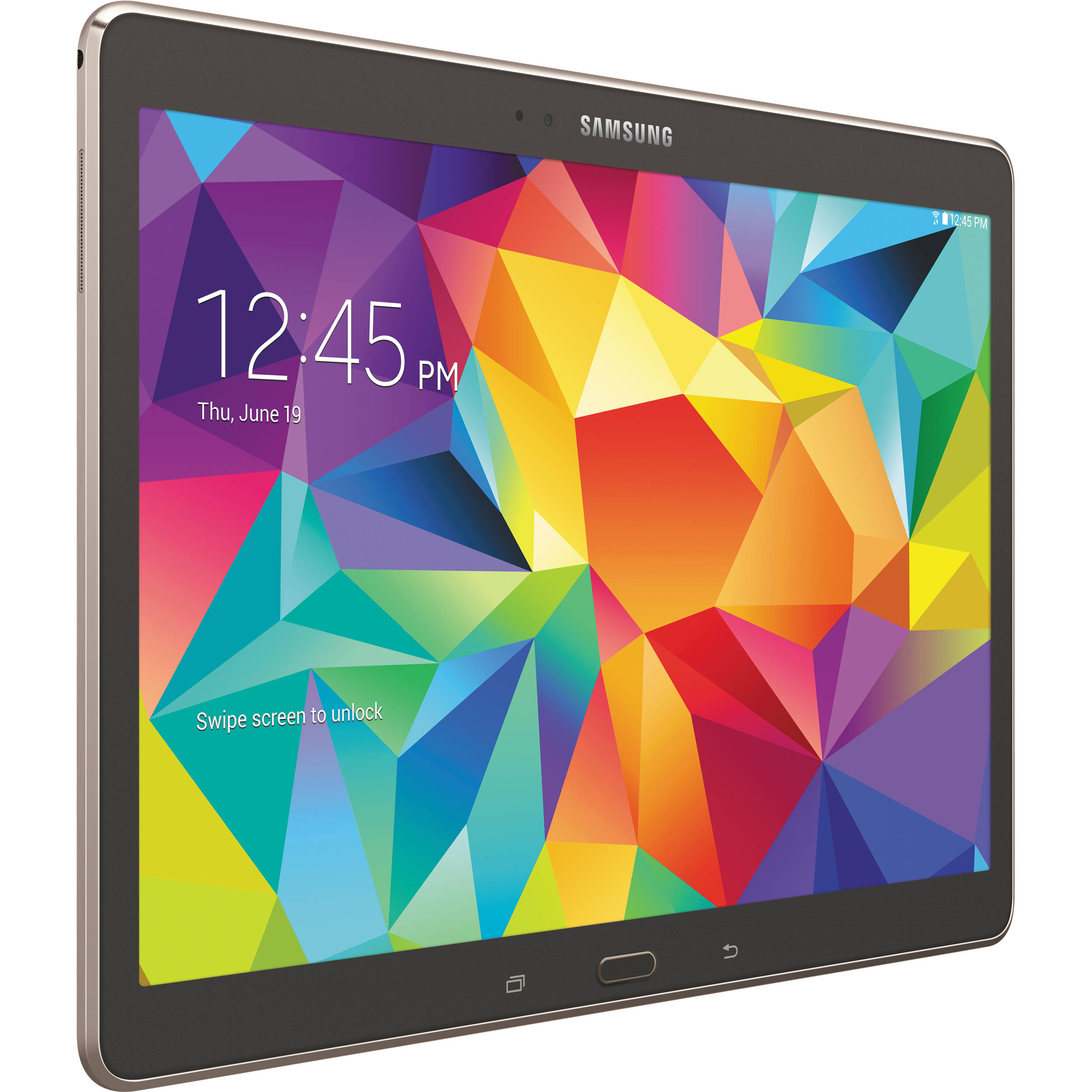 "Samsung Galaxy Tablet 16GB S Multi-Touch 10.5"" ; SM ..."