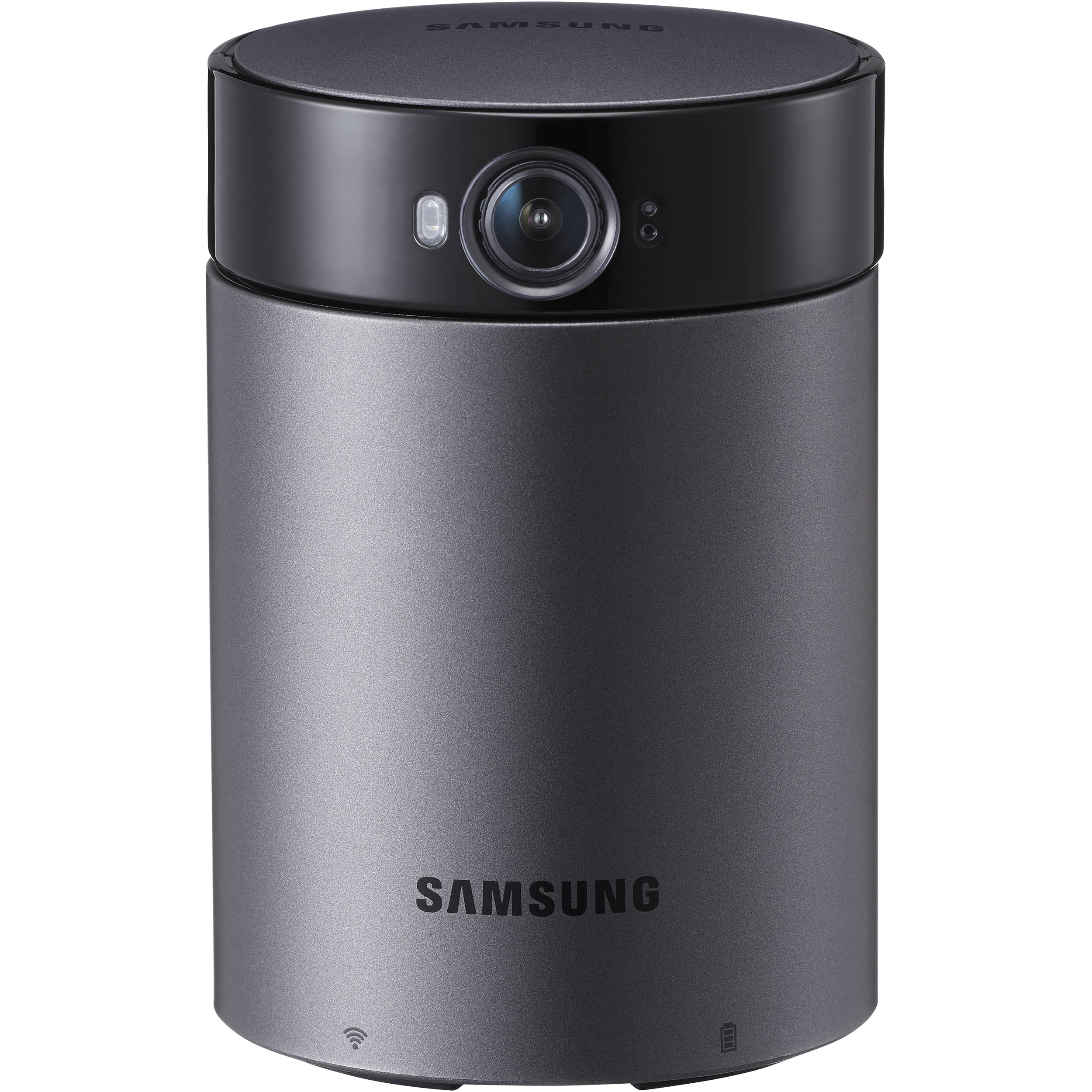 samsung smartcam a1 1080p wi fi camera with base sna r1100w b h. Black Bedroom Furniture Sets. Home Design Ideas