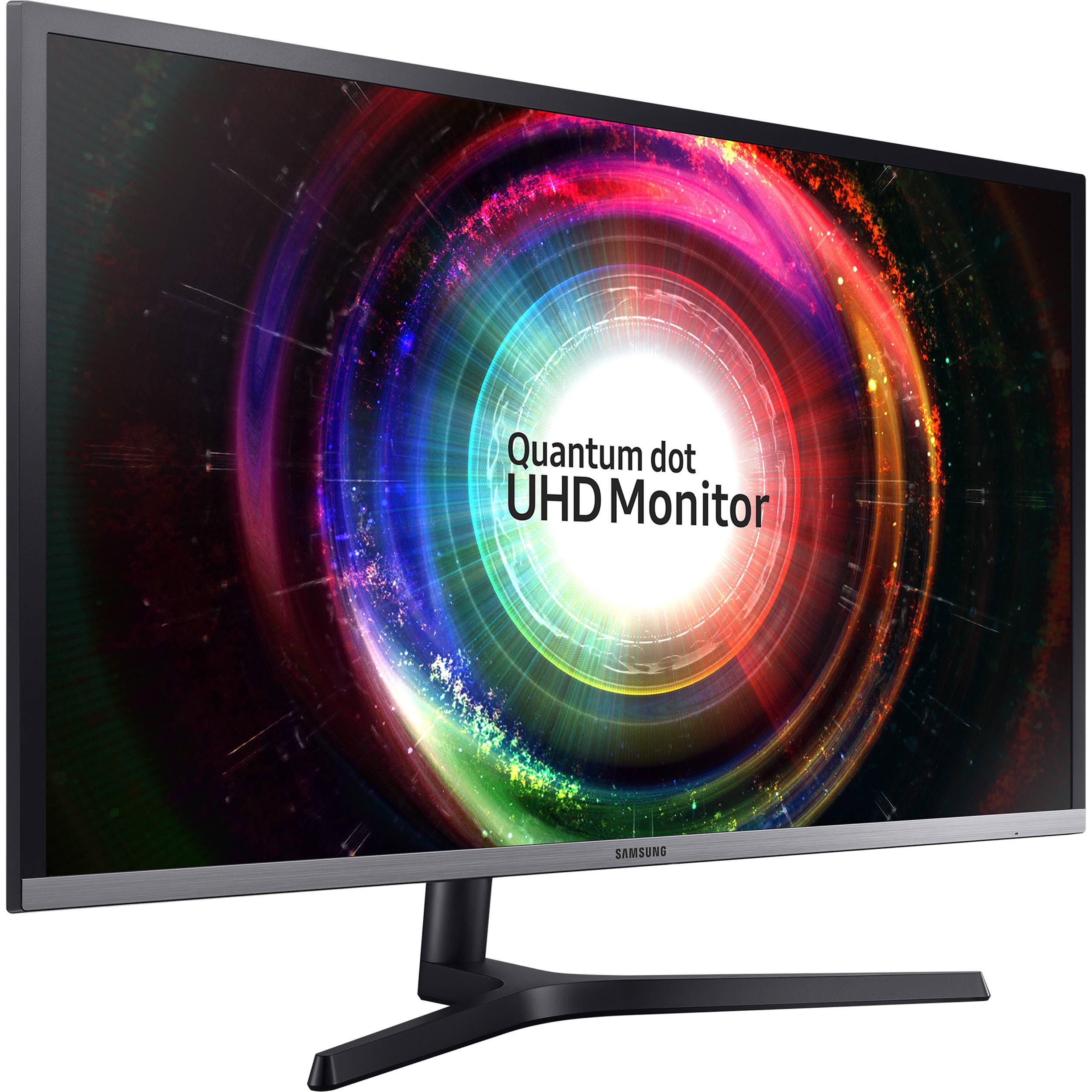 "Samsung UH8 Series 8.8"" 8:8 8K FreeSync LCD Monitor"