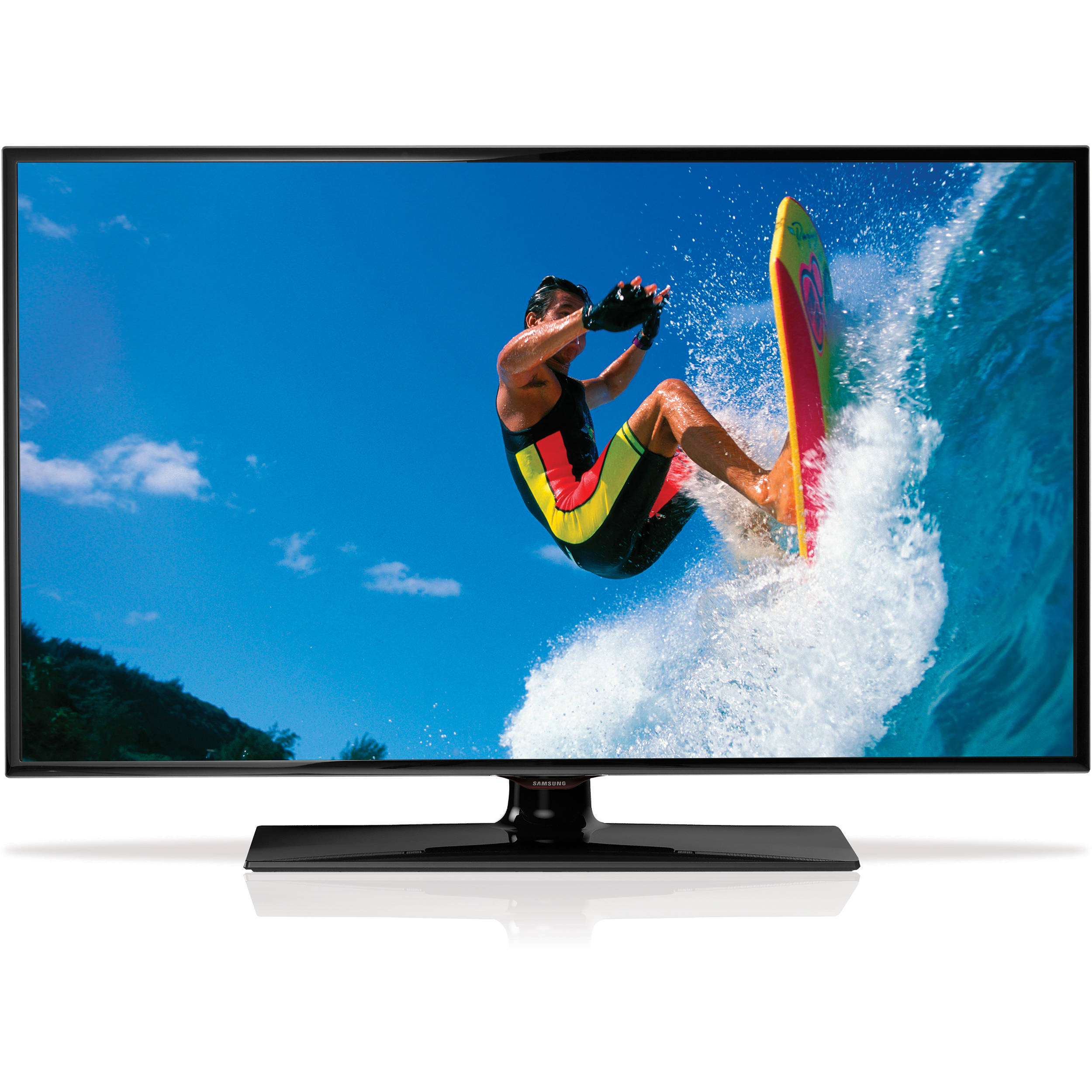 samsung 40 5000 full hd led tv un40f5000afxza b h photo. Black Bedroom Furniture Sets. Home Design Ideas
