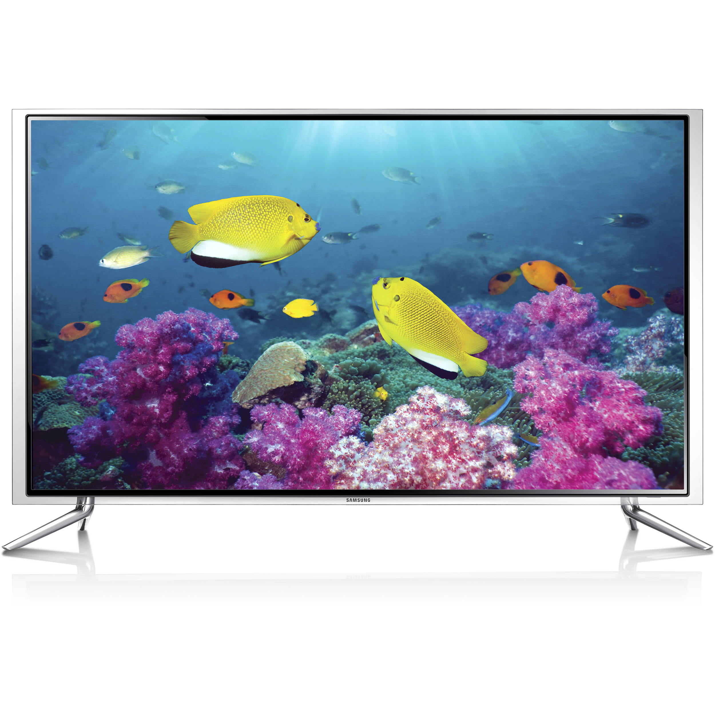 "Hd 3d Tv Prices Floureon 1080p Full Hd Portable Camcorder Review Panasonic 65 Oled 4k Ultra Hd Tv Th 65ez950u Panasonic Th 55ex600a 55 Inch 4k Ultra Hd Smart Tv: Samsung 46"" 6800 Full HD Smart 3D LED TV UN46F6800AFXZA B&H"