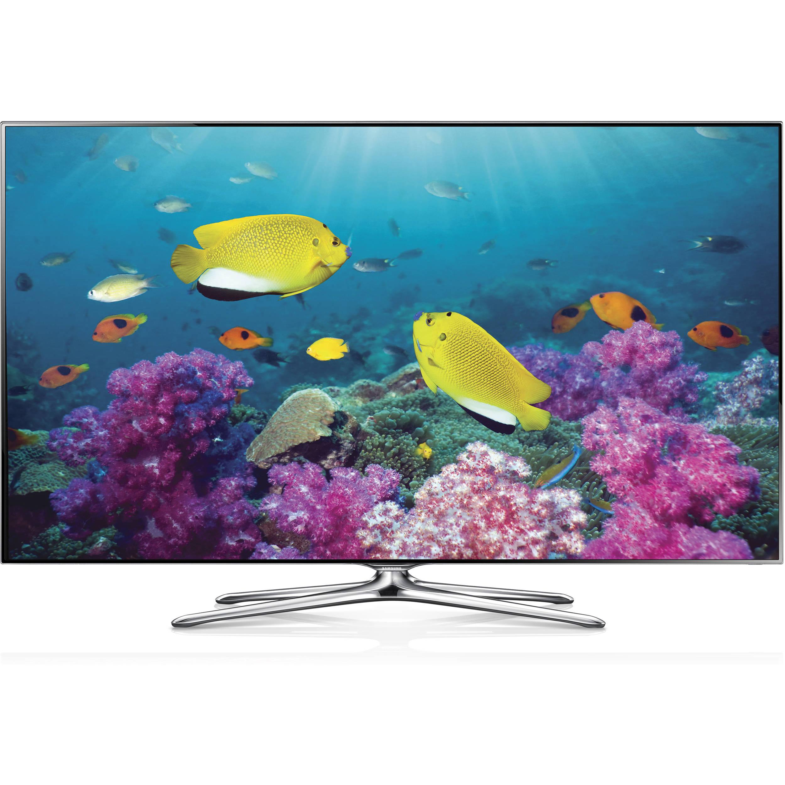 Samsung 55 7100 Series Full Hd Smart 3d Led Un55f7100afxza