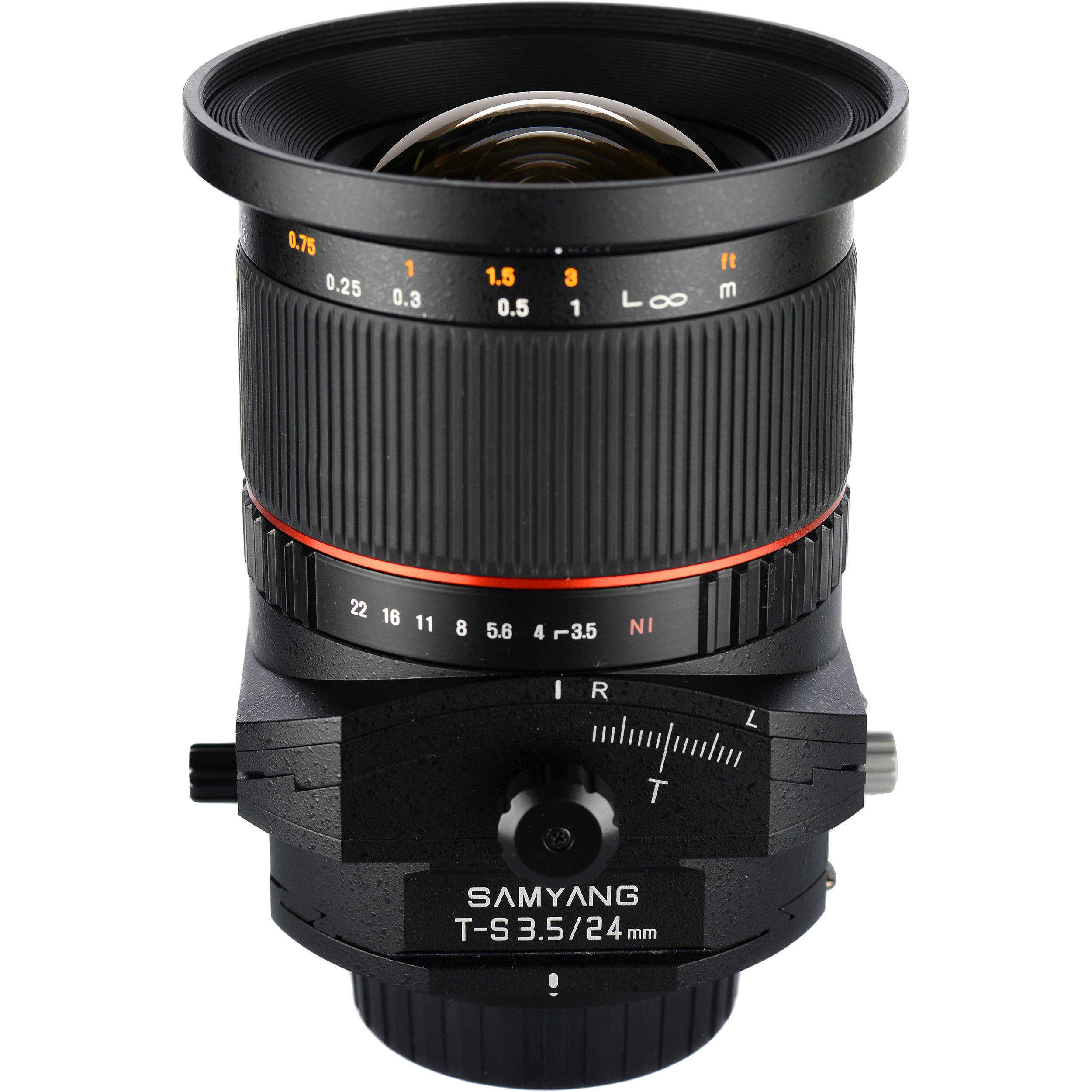 Samyang 24mm F 3 5 Ed As Umc Tilt Shift Lens For Nikon