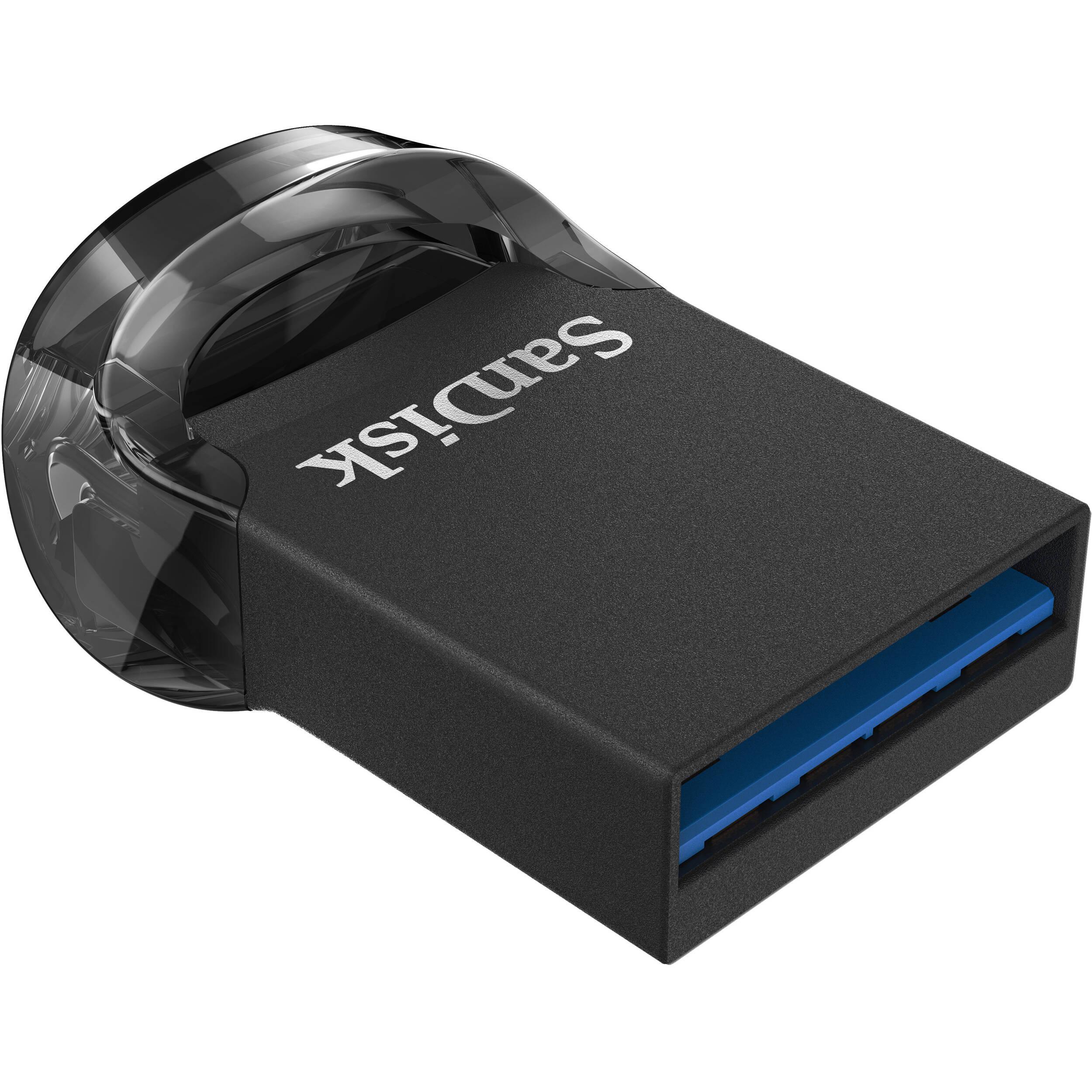 Flash Drives And Usb Bh Photo Sandisk Ixpand Flashdisk Lightning 30 128gb Sdix30c 128g 256gb Ultra Fit 31 Type A Drive