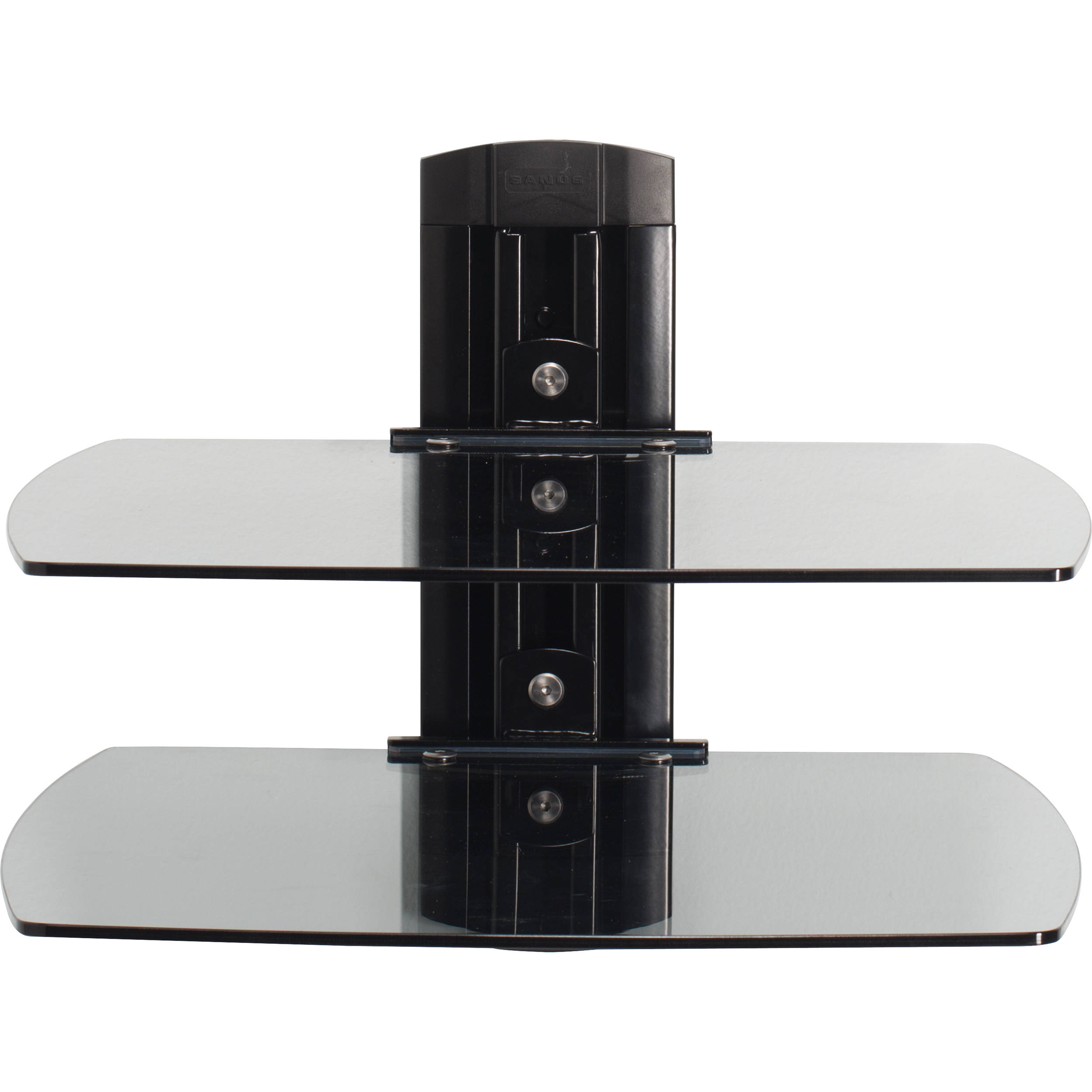 p on depot wall the av mounts home sanus tv shelf component