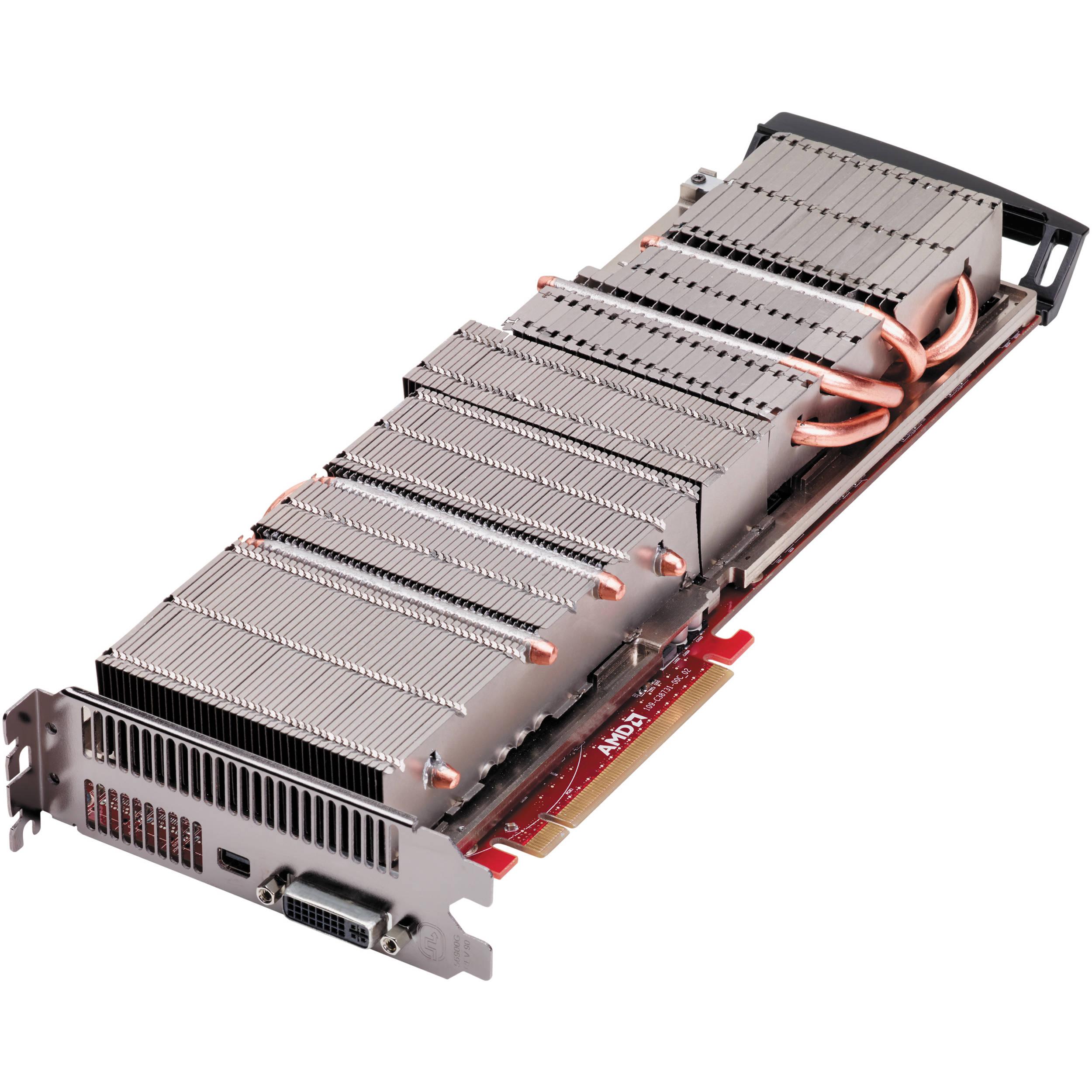 Sapphire AMD FirePro S10000 Passive Graphics Card 100