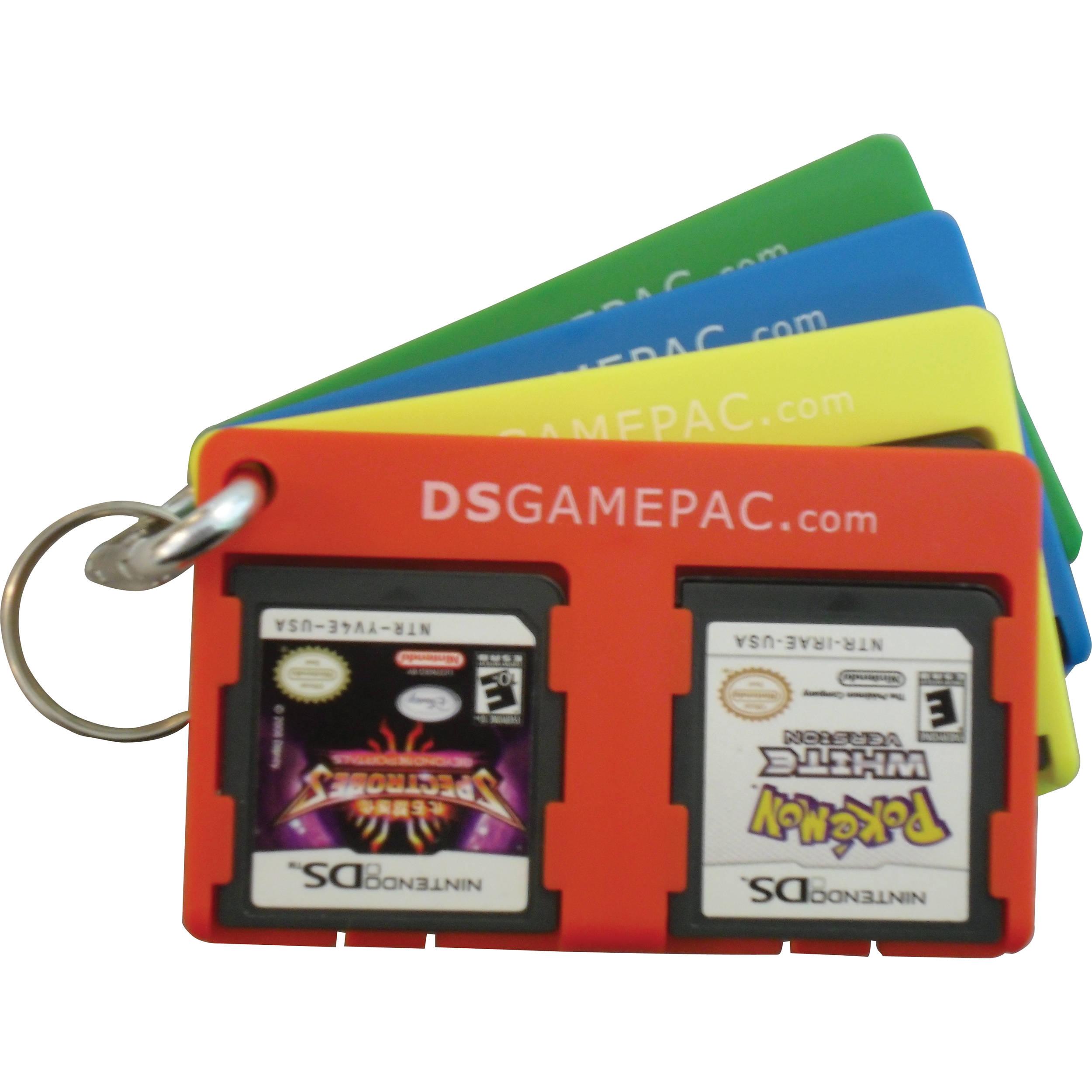 Sd Card Holder Ds Gamepac Cardholder For Nintendo 73011gp Bh Lite Edge Game Cartridges