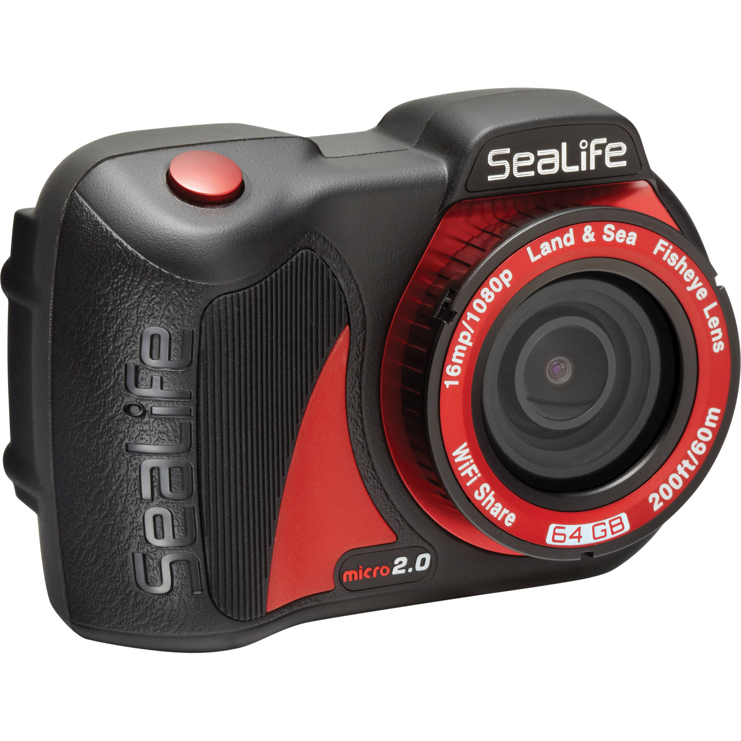 SeaLife Micro 2.0 Underwater Digital Camera (64GB) SL512 B&H